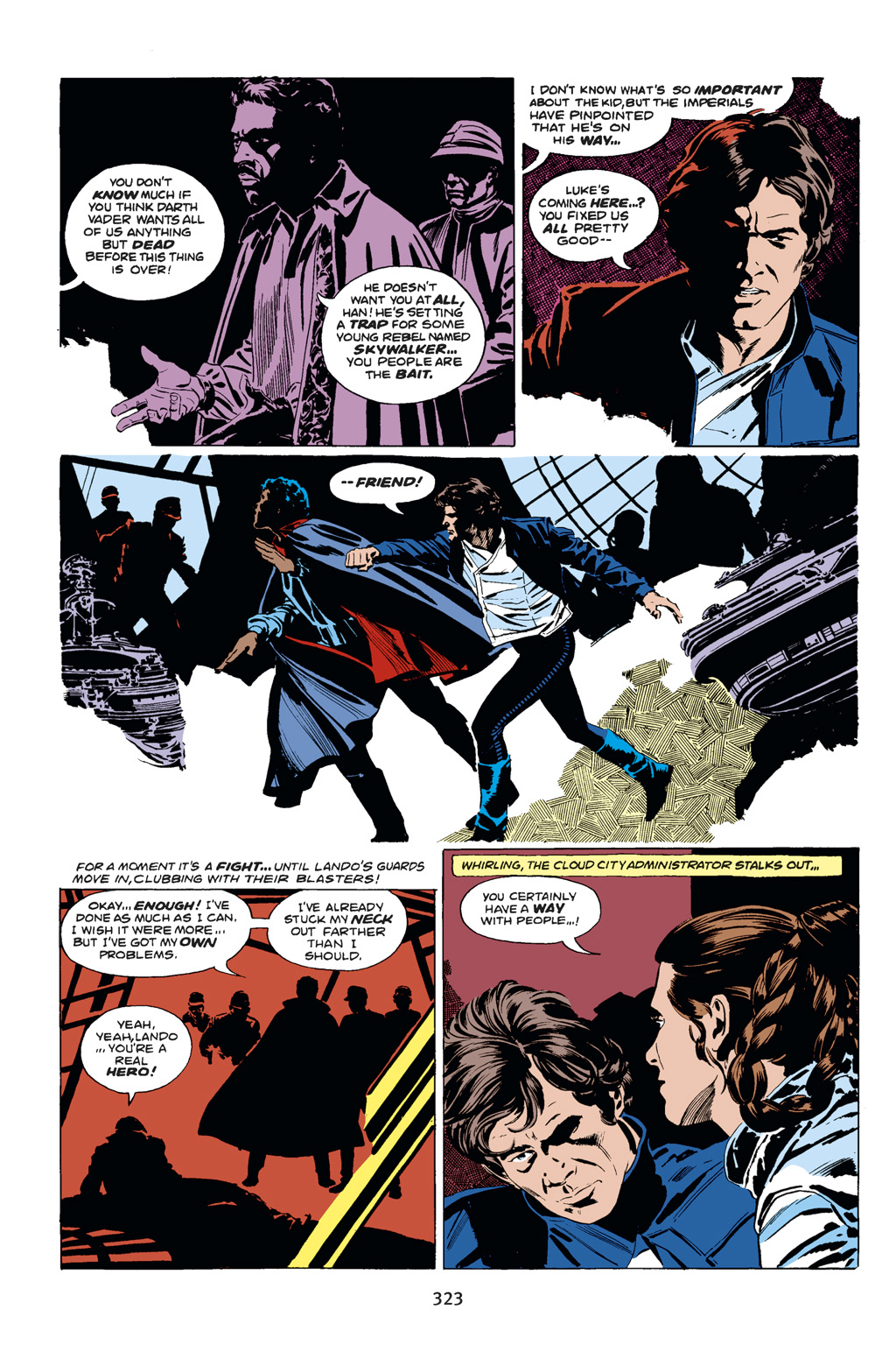 Read online Star Wars Omnibus comic -  Issue # Vol. 14 - 321
