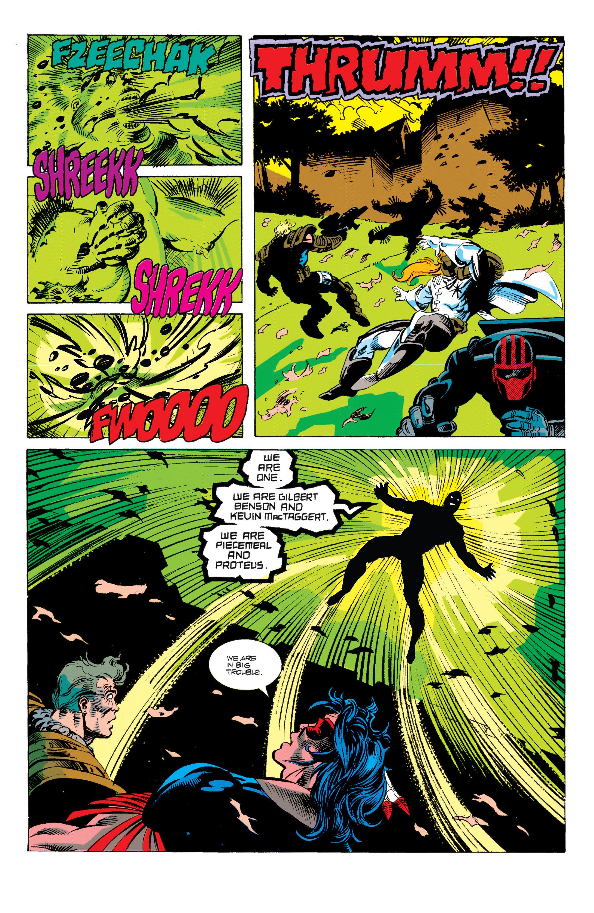 Read online Uncanny X-Men (1963) comic -  Issue # _Annual 15 - 34