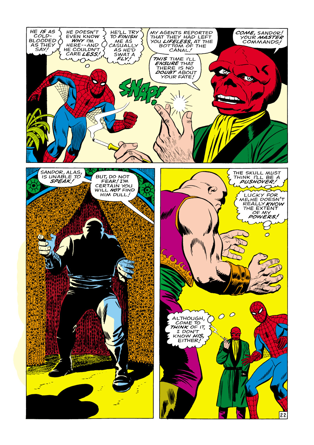 The Amazing Spider-Man (1963) _Annual_5 Page 22