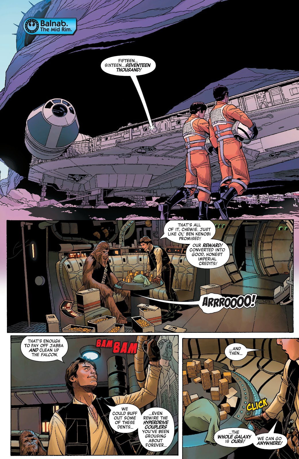 Read online Star Wars: Age of Rebellion - Heroes comic -  Issue # TPB - 29