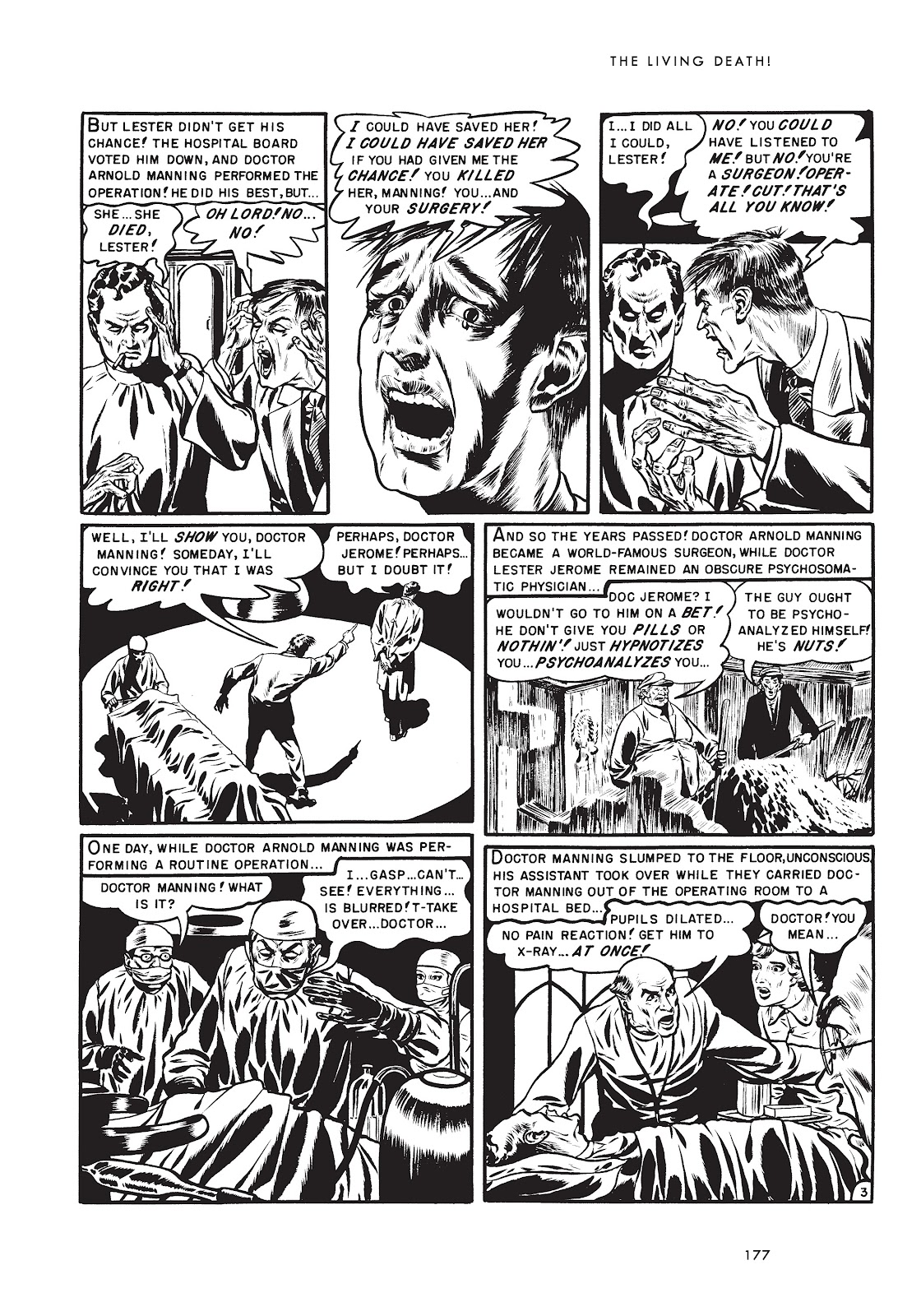 Read online Doctor of Horror and Other Stories comic -  Issue # TPB (Part 2) - 93