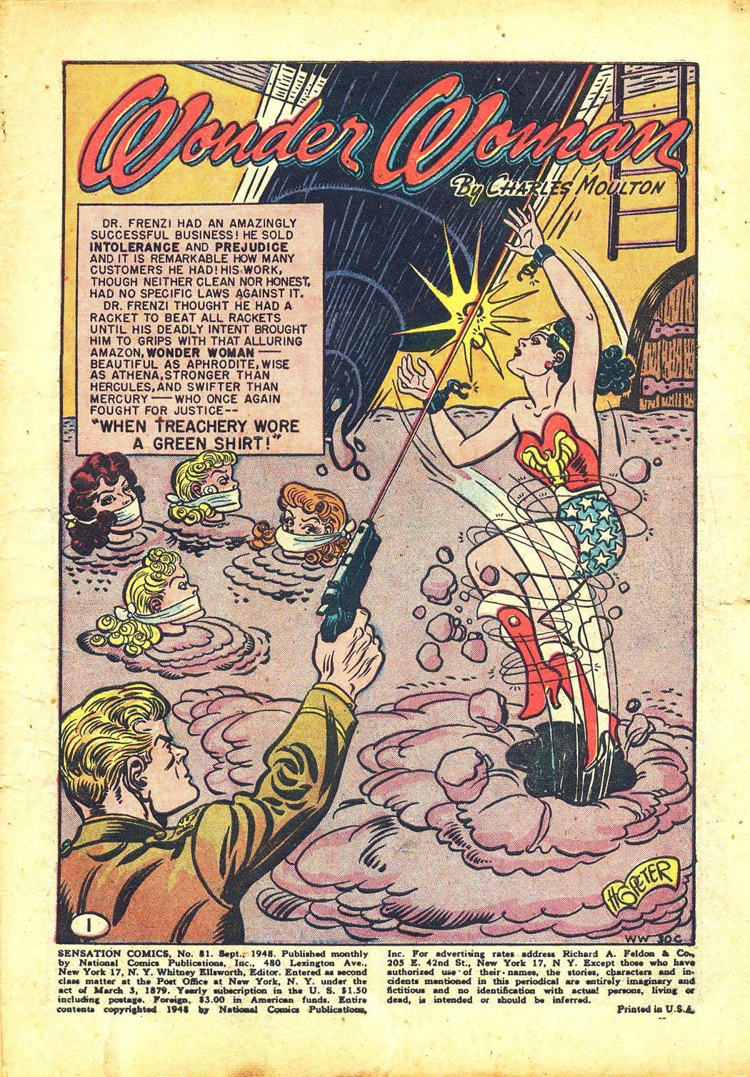 Read online Sensation (Mystery) Comics comic -  Issue #81 - 3