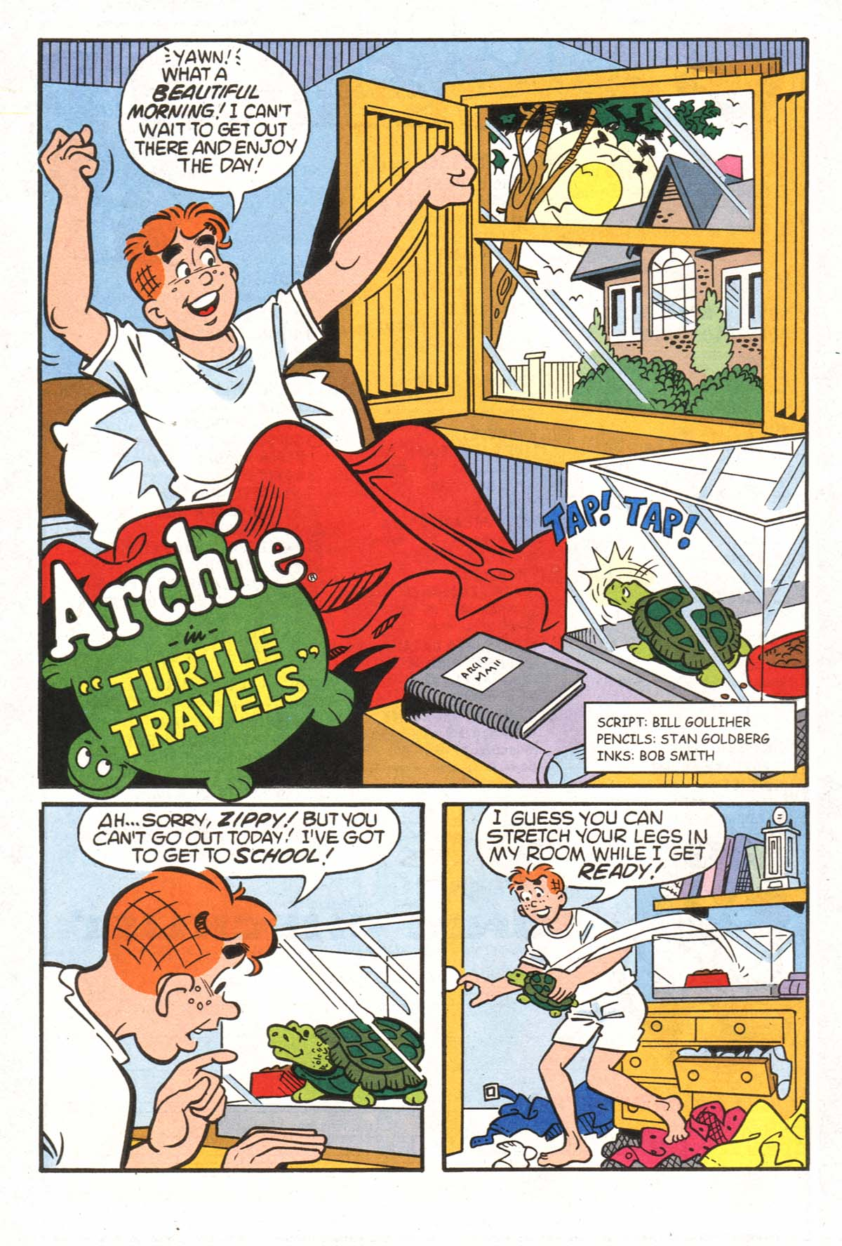Read online Archie (1960) comic -  Issue #522 - 22