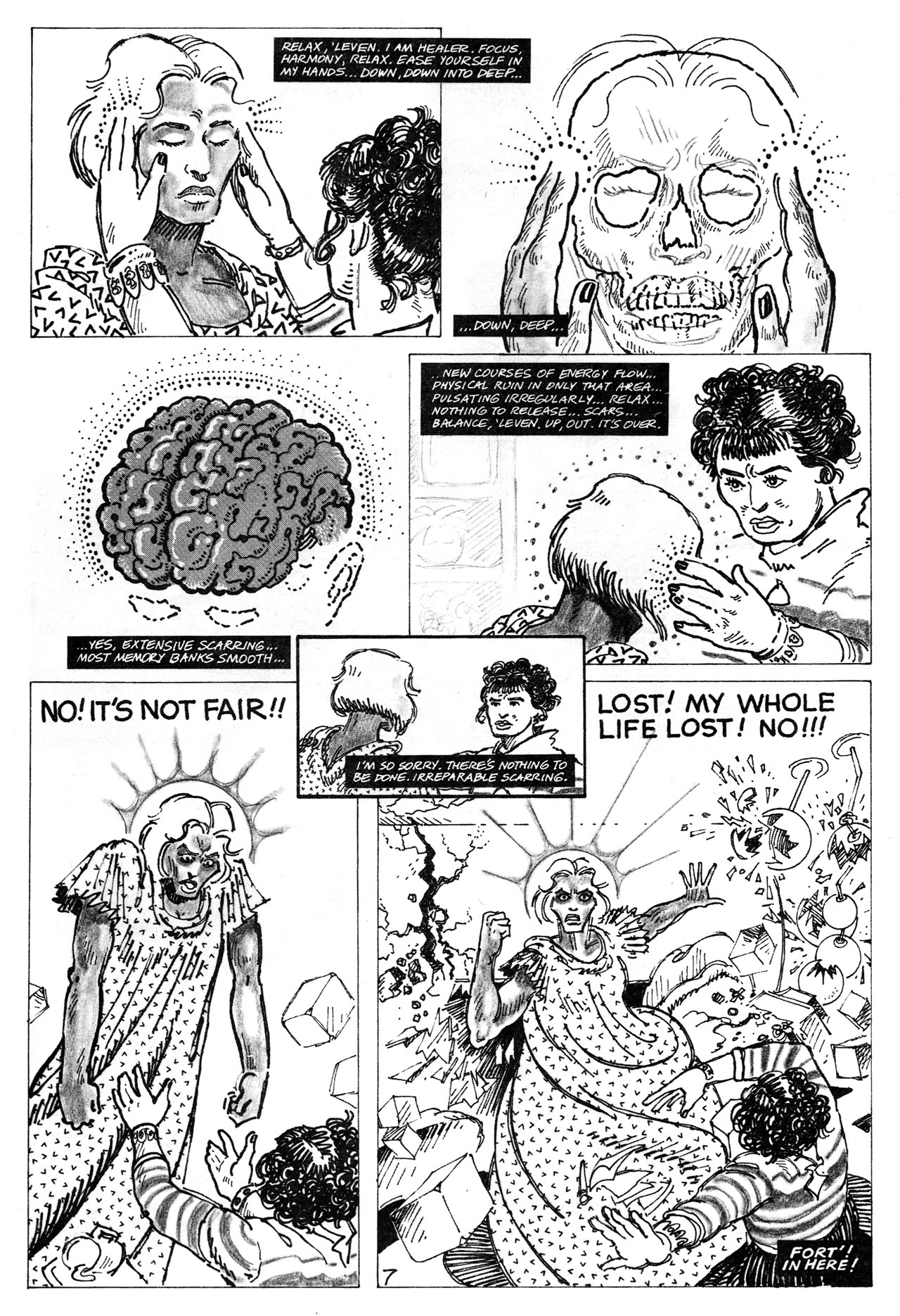 Read online Star*Reach comic -  Issue #16 - 9