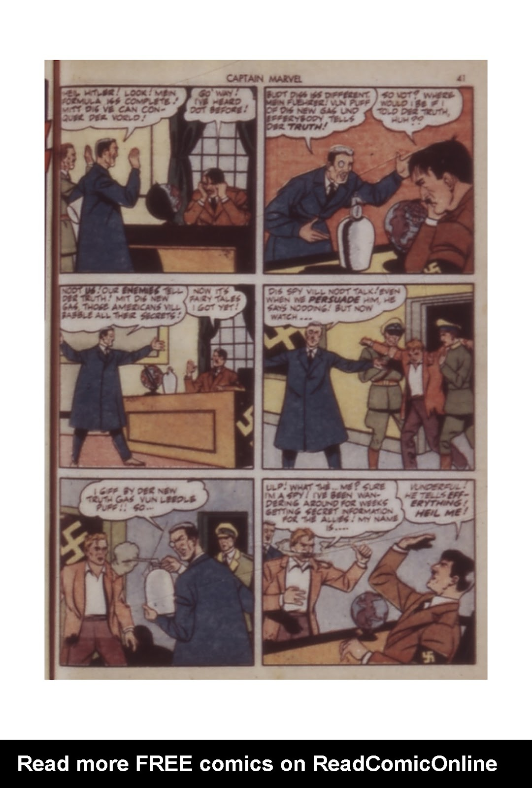 Captain Marvel Adventures issue 12 - Page 41