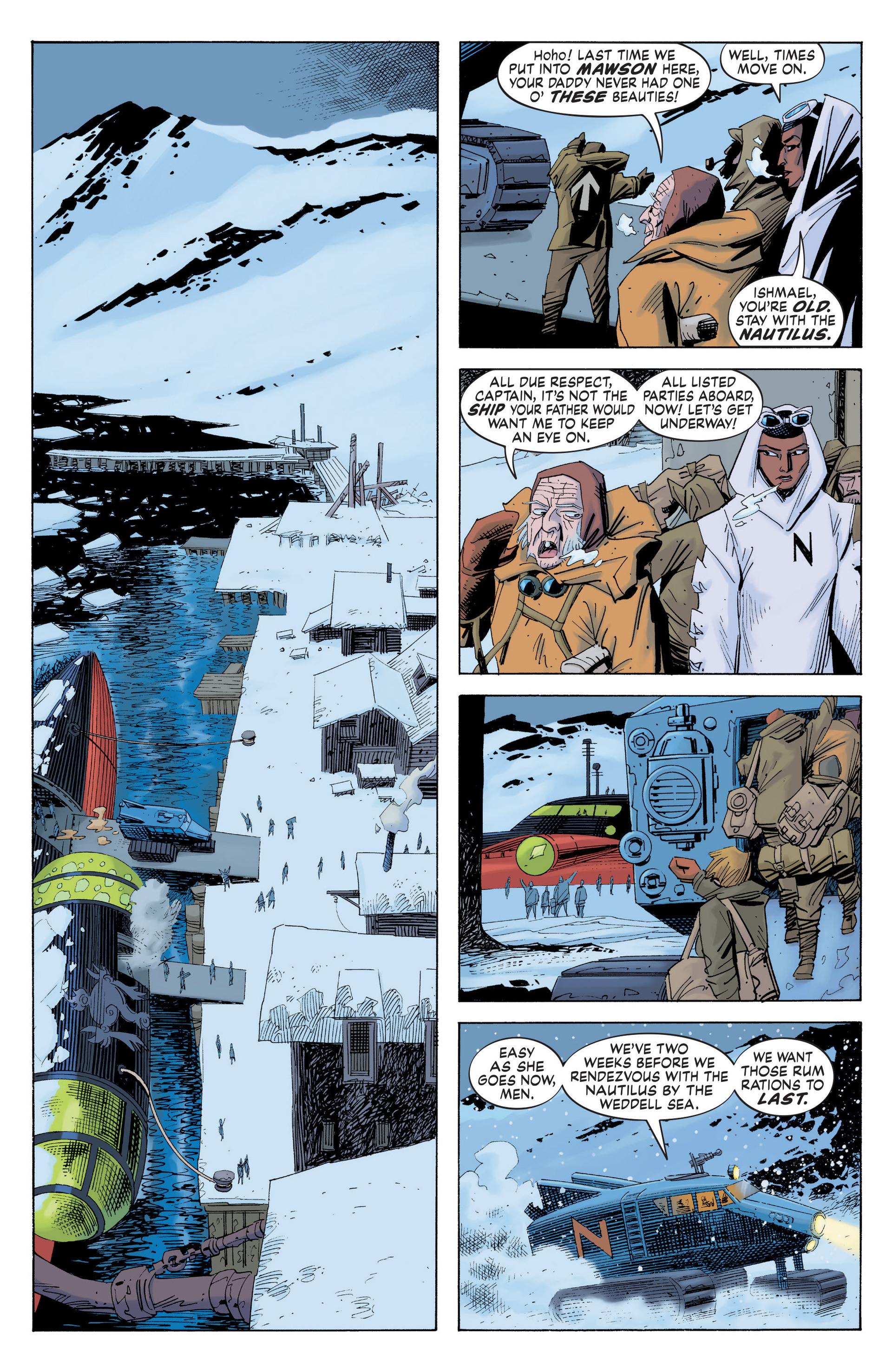 Read online Nemo: Heart of Ice comic -  Issue # Full - 17
