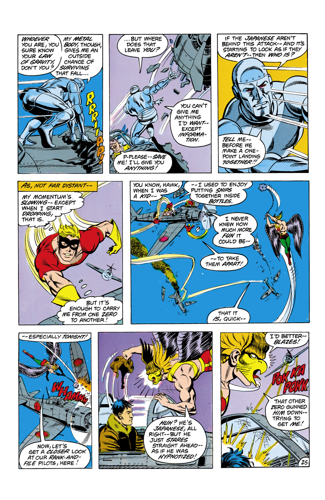 Read online All-Star Squadron comic -  Issue #2 - 26