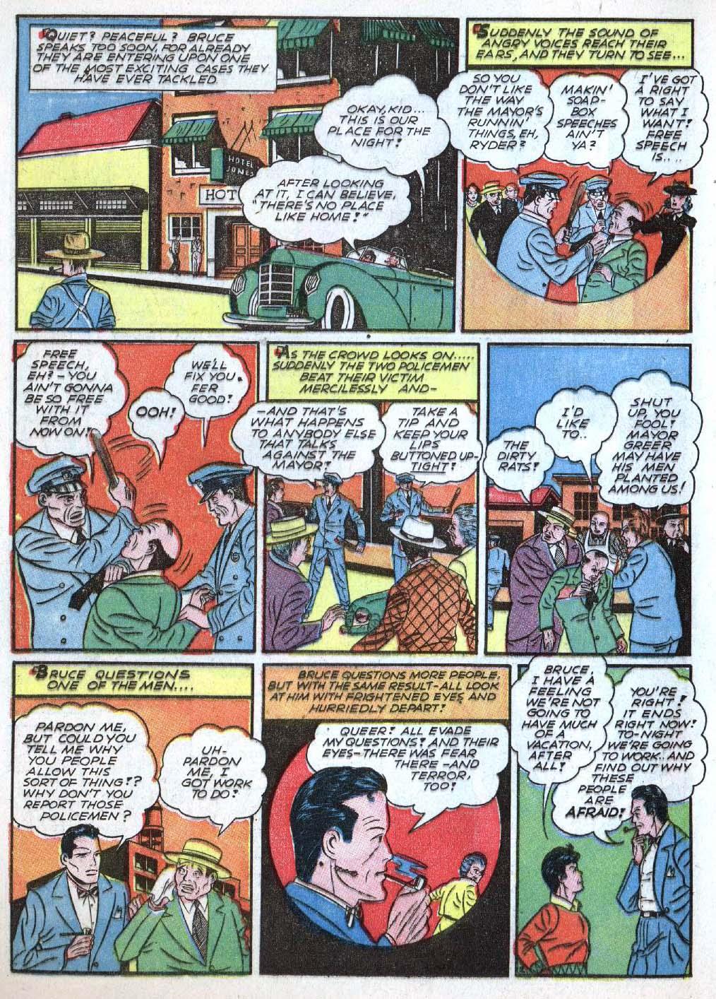 Read online Detective Comics (1937) comic -  Issue #43 - 4