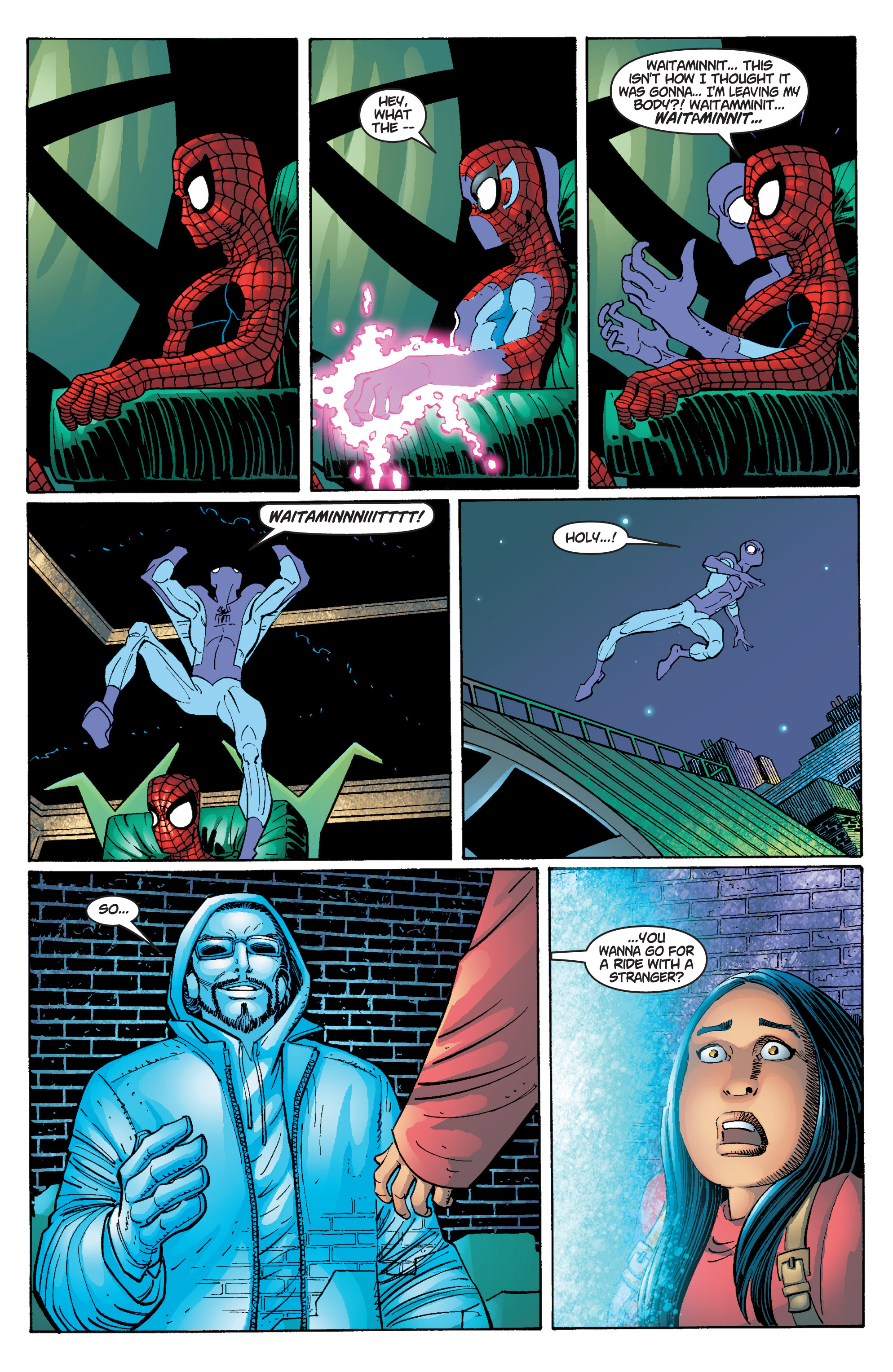 The Amazing Spider-Man (1999) 42 Page 9