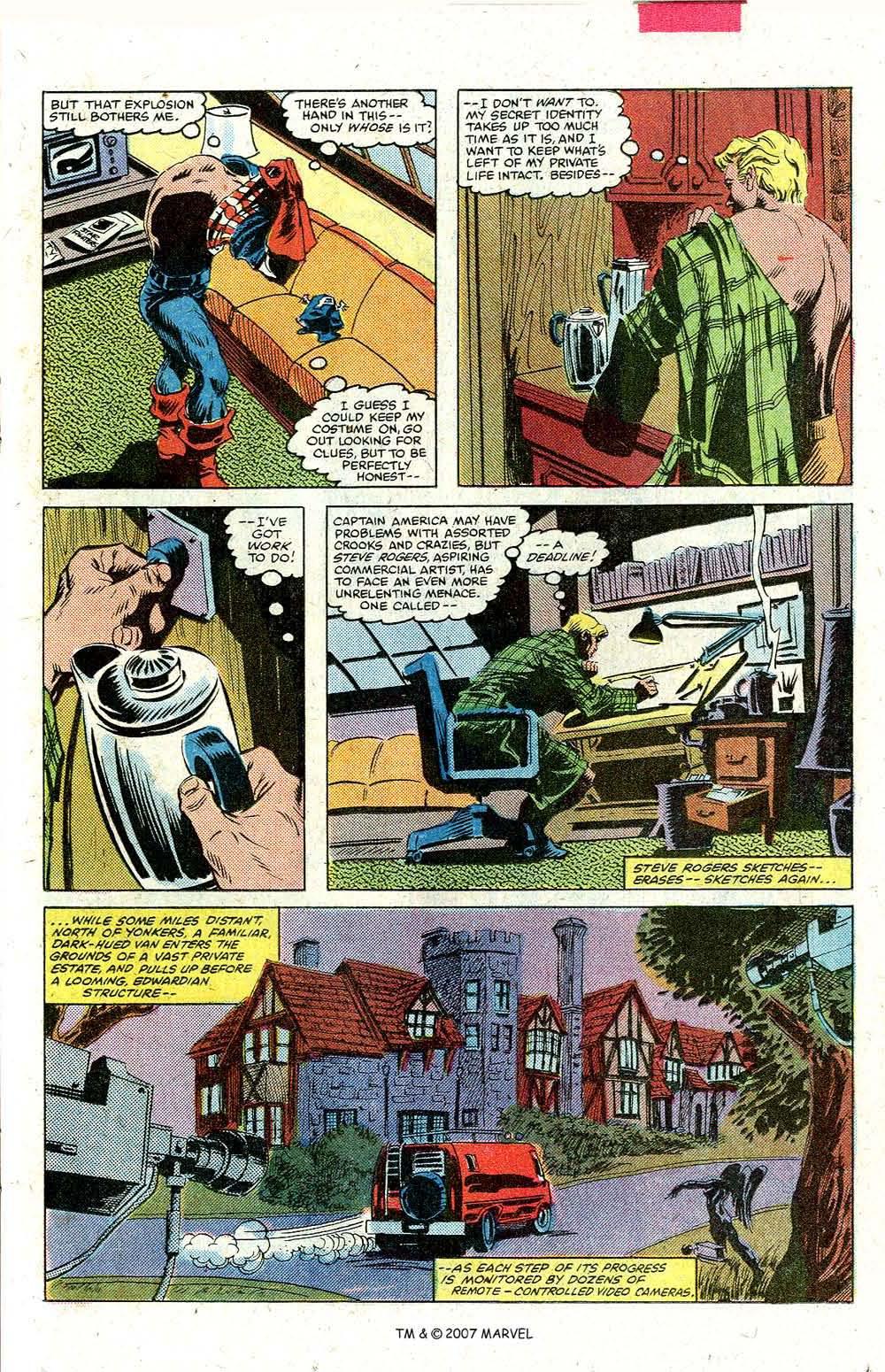 Read online Captain America (1968) comic -  Issue # _Annual 5 - 11