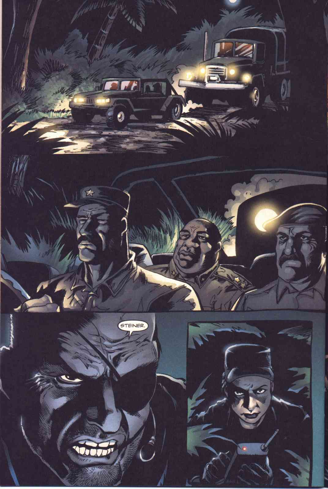 Read online Fury comic -  Issue #4 - 18