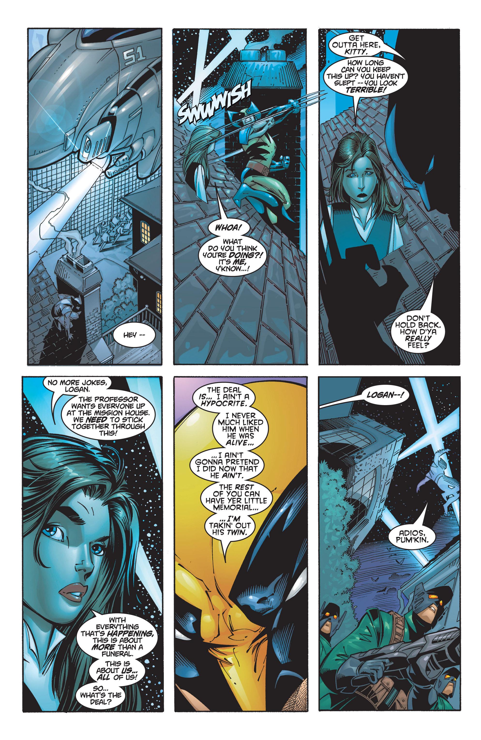 Read online Uncanny X-Men (1963) comic -  Issue #368 - 13