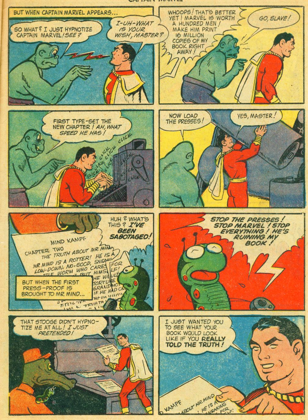 Captain Marvel Adventures issue 41 - Page 47
