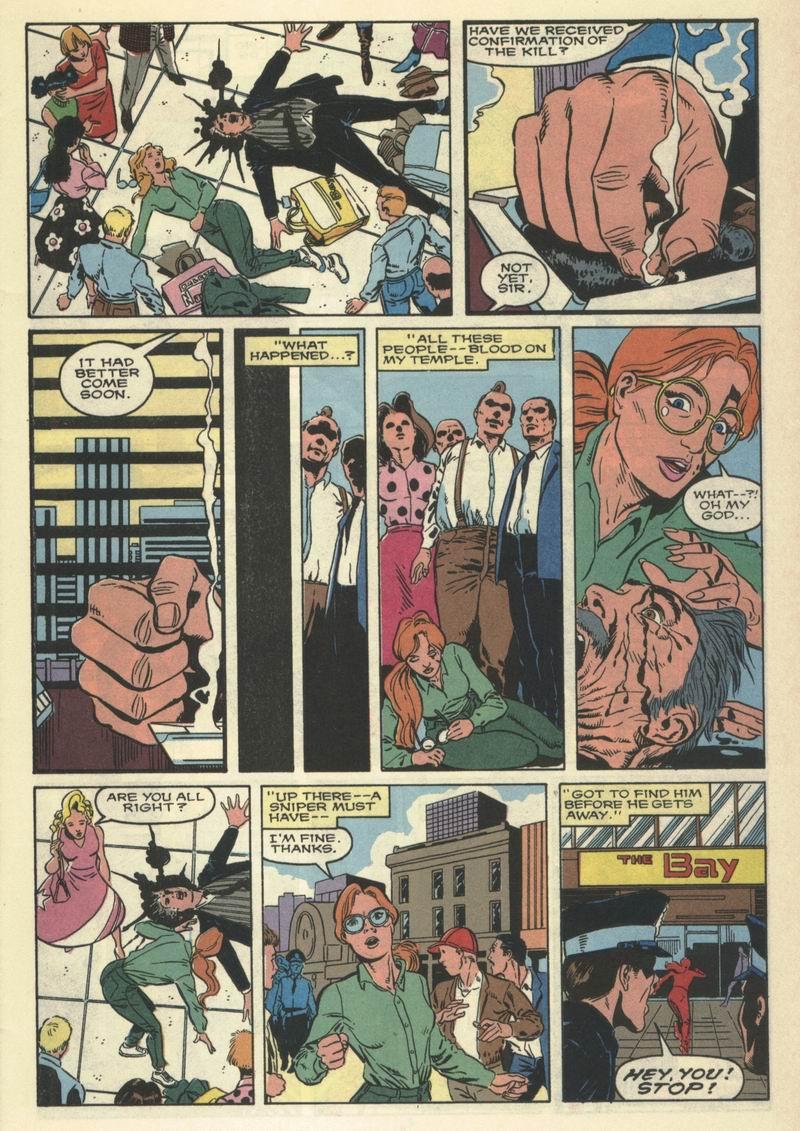 Read online Alpha Flight (1983) comic -  Issue #77 - 5