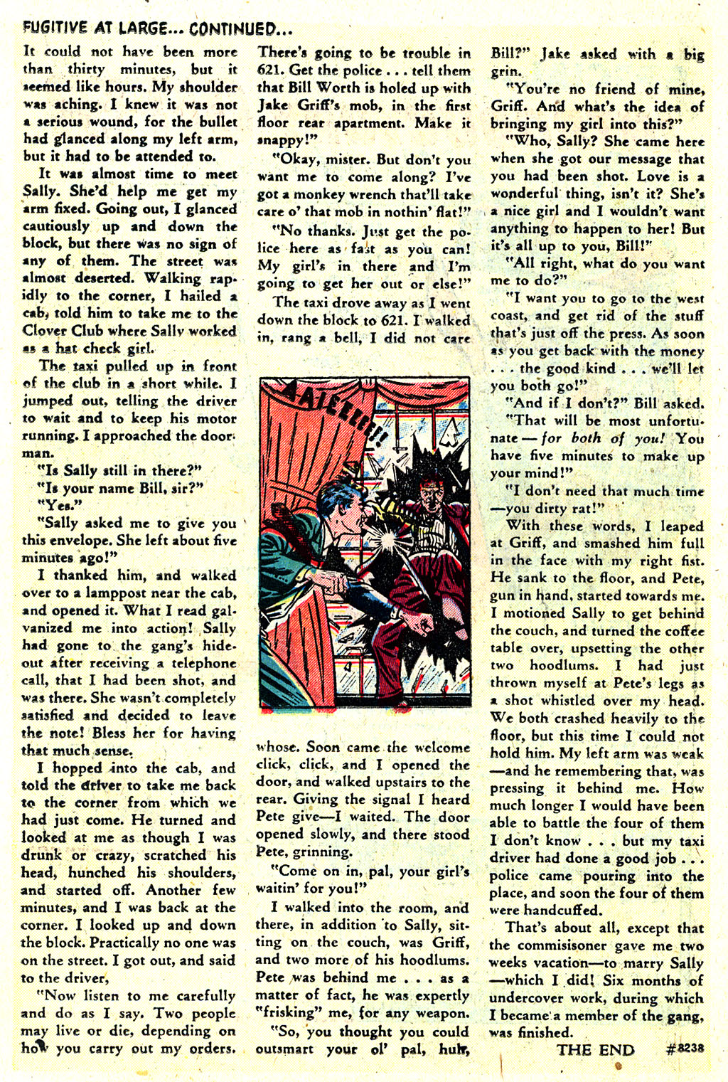 Kent Blake of the Secret Service issue 5 - Page 18