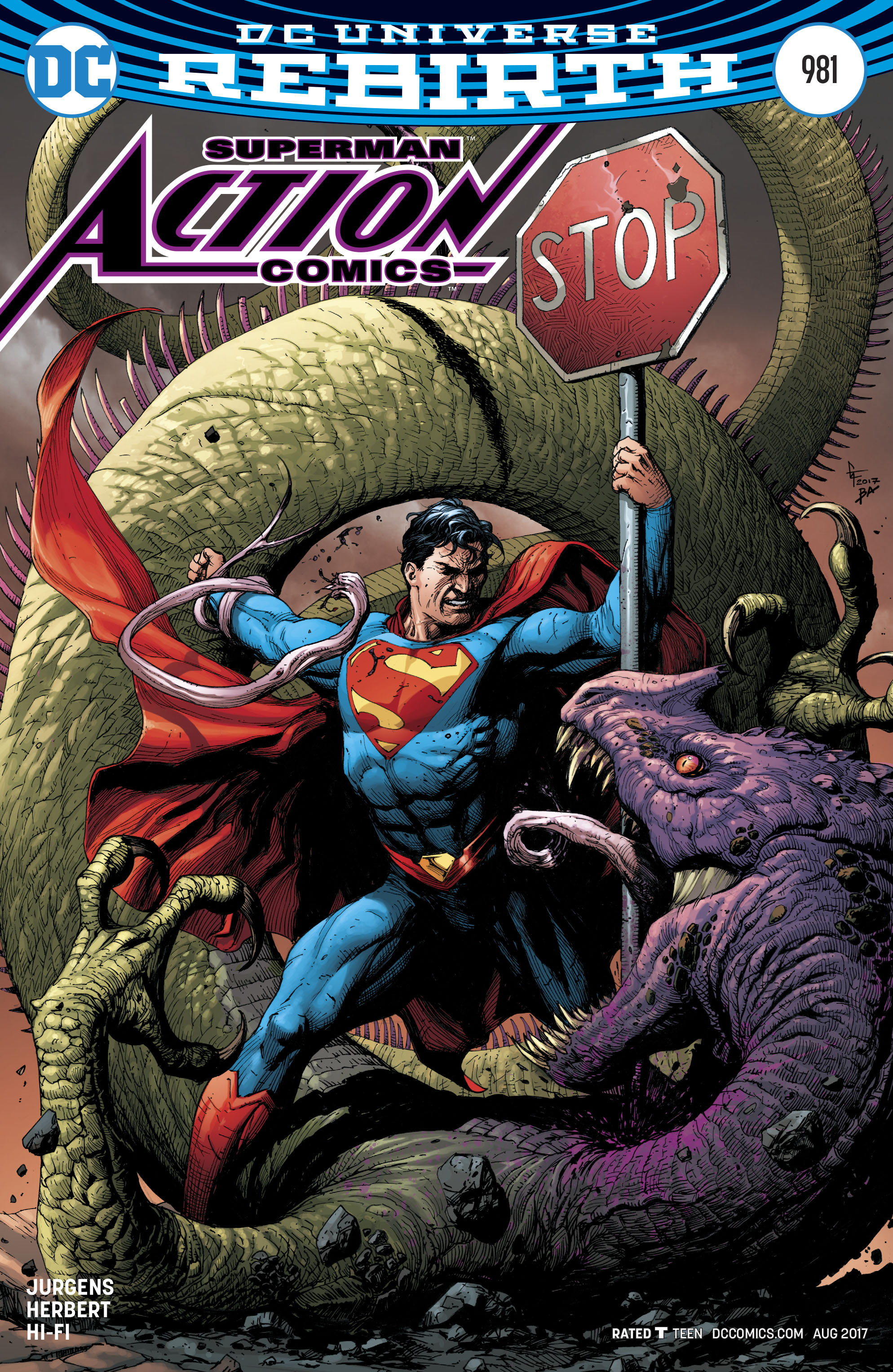Read online Action Comics (2016) comic -  Issue #981 - 3