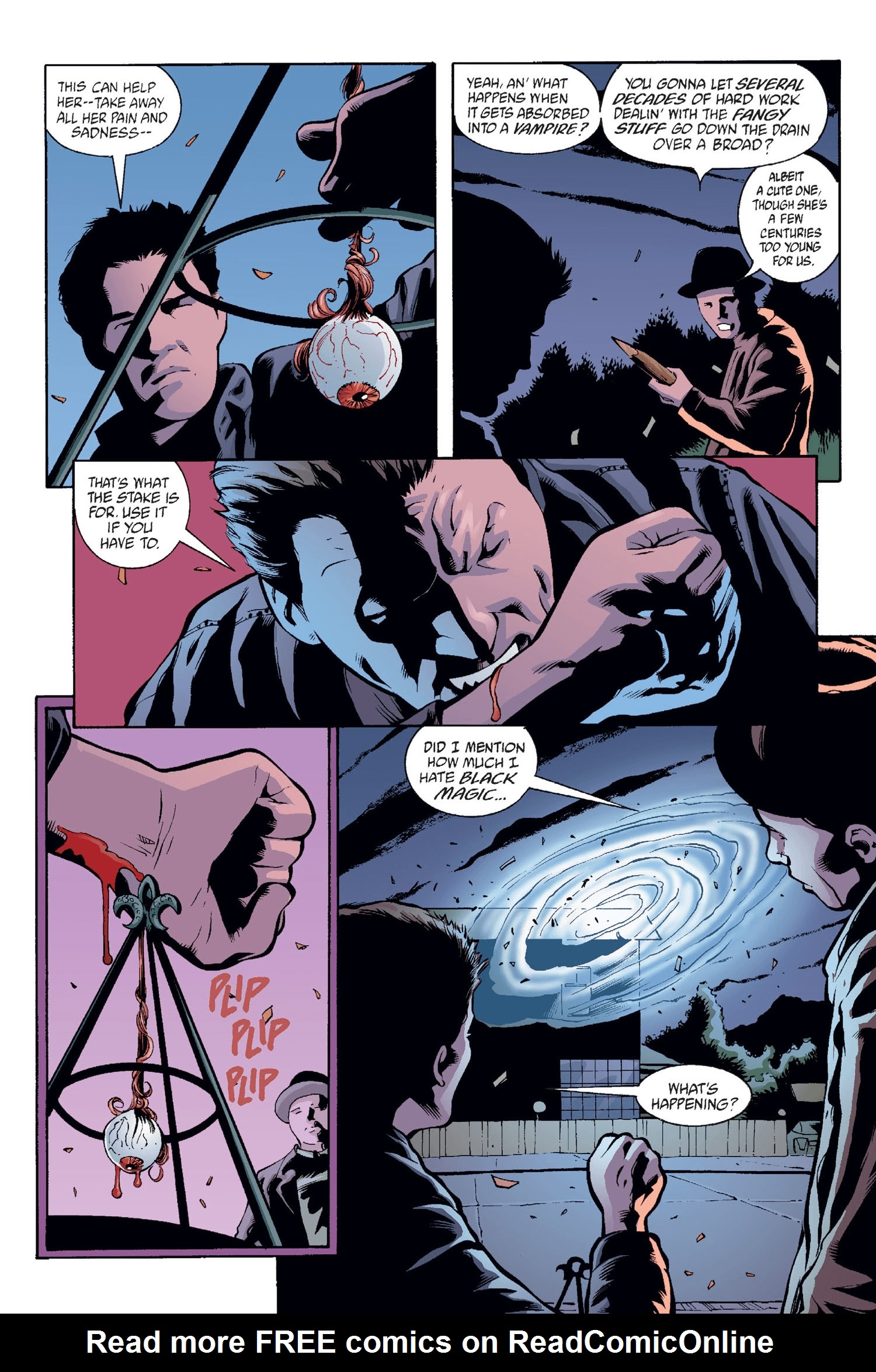 Read online Buffy the Vampire Slayer: Omnibus comic -  Issue # TPB 2 - 28