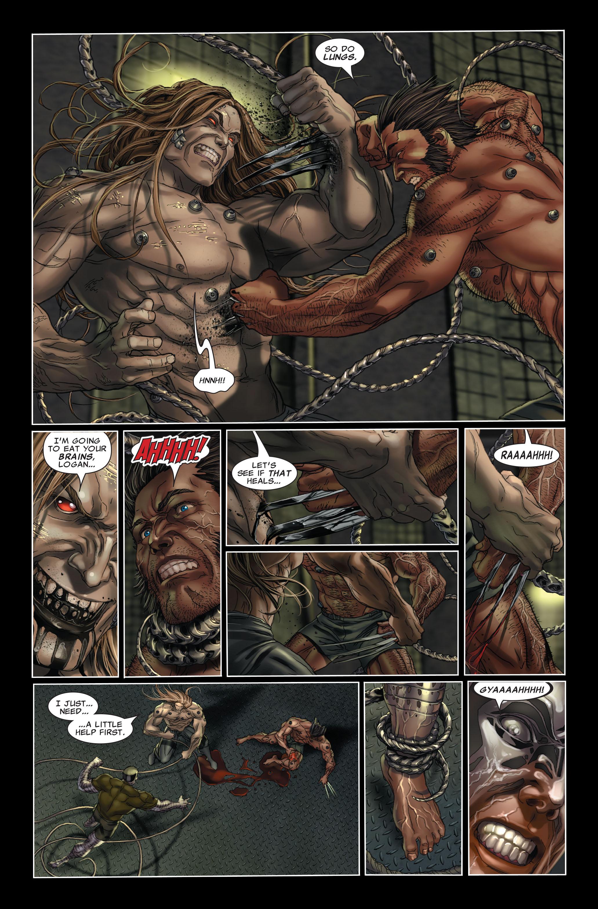 Read online Uncanny X-Men (1963) comic -  Issue #499 - 13
