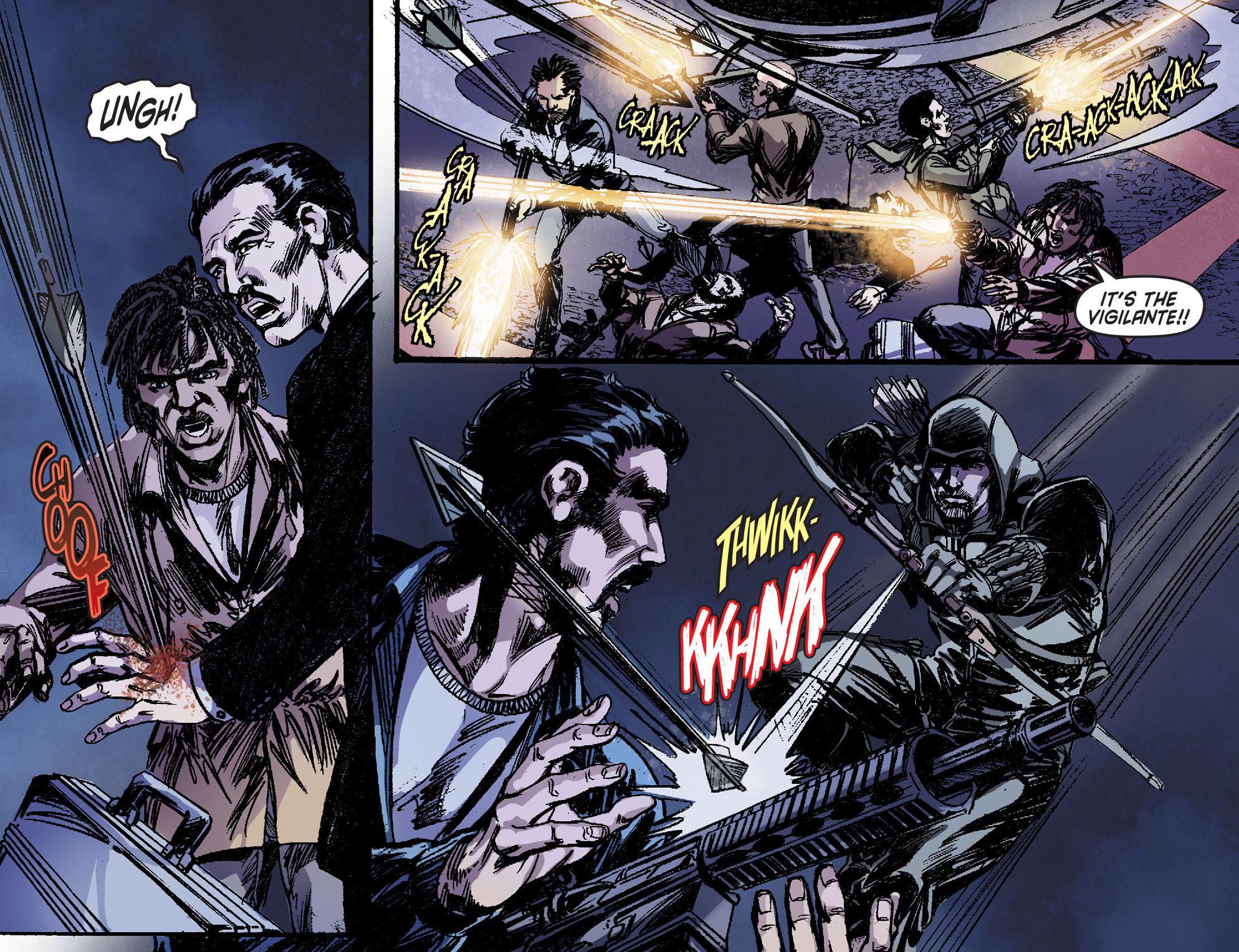 Read online Arrow [II] comic -  Issue #16 - 5