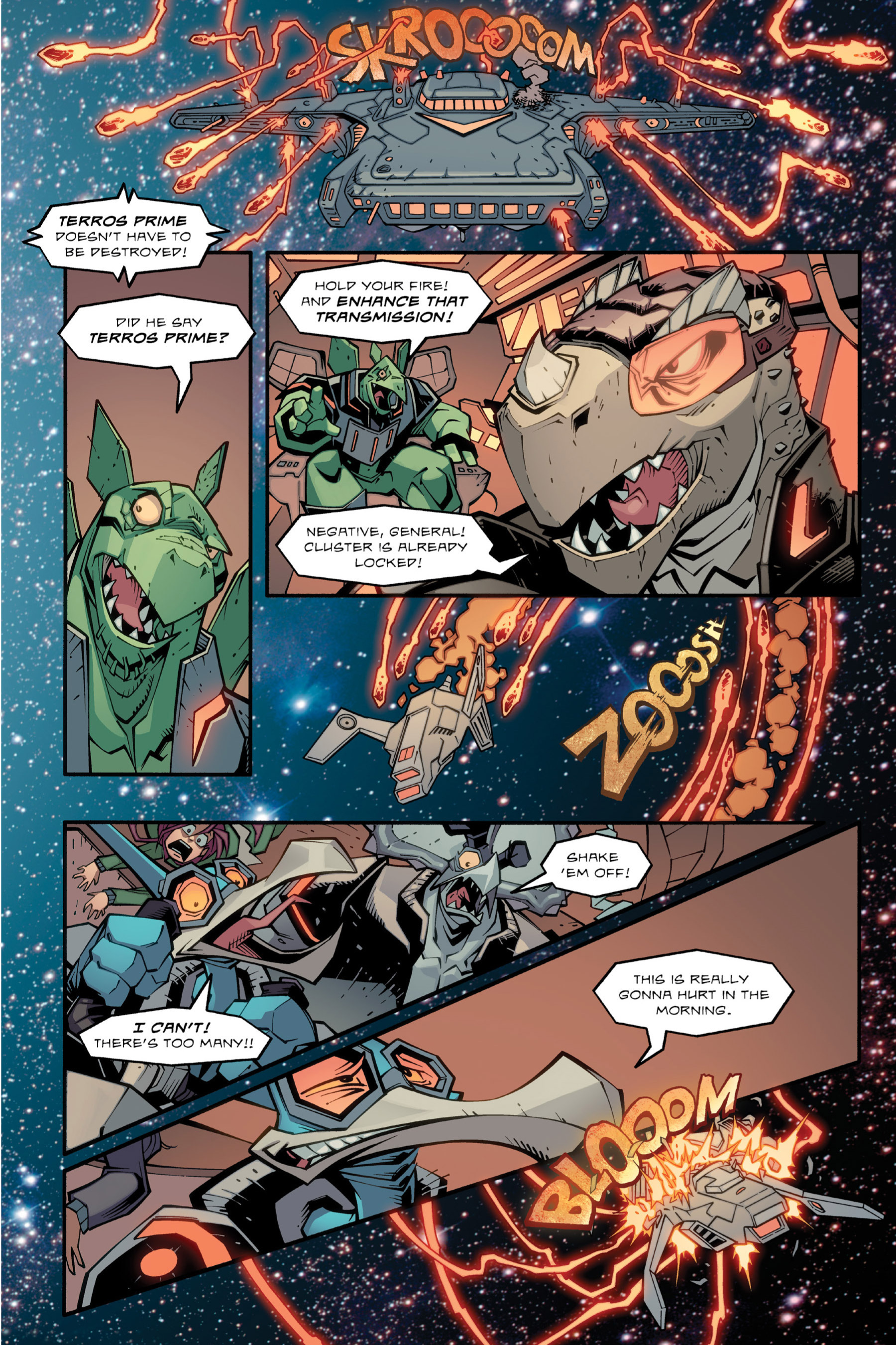 Read online Rexodus comic -  Issue # Full - 83