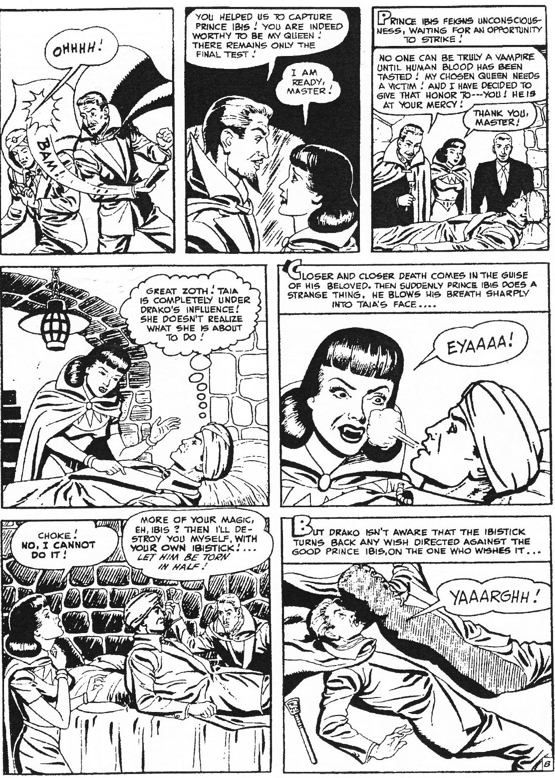 Read online Men of Mystery Comics comic -  Issue #82 - 170