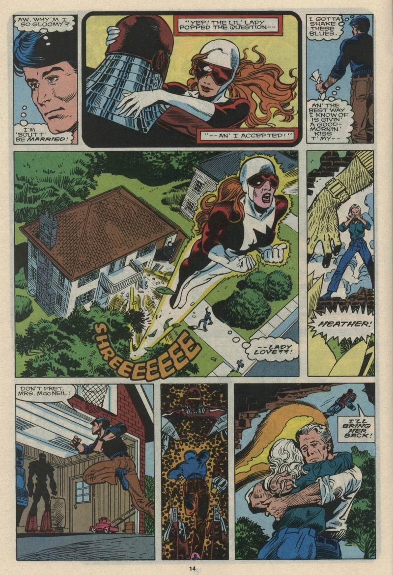 Read online Alpha Flight (1983) comic -  Issue #66 - 15