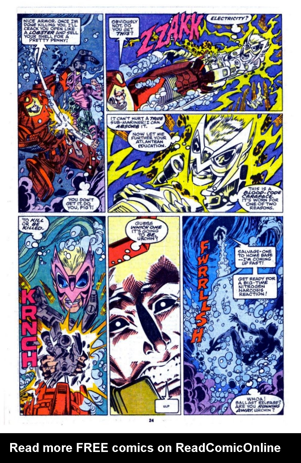 The New Warriors Issue #14 #18 - English 21