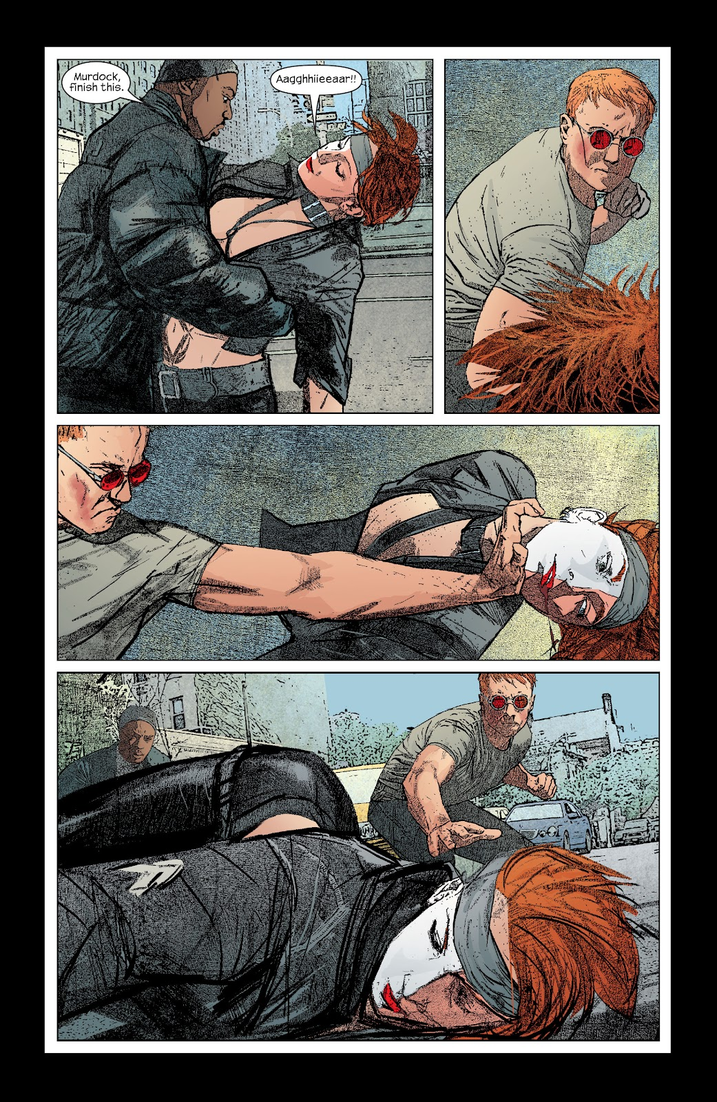 Read online Daredevil (1998) comic -  Issue # _Ultimate_Collection TPB 2 (Part 2) - 69