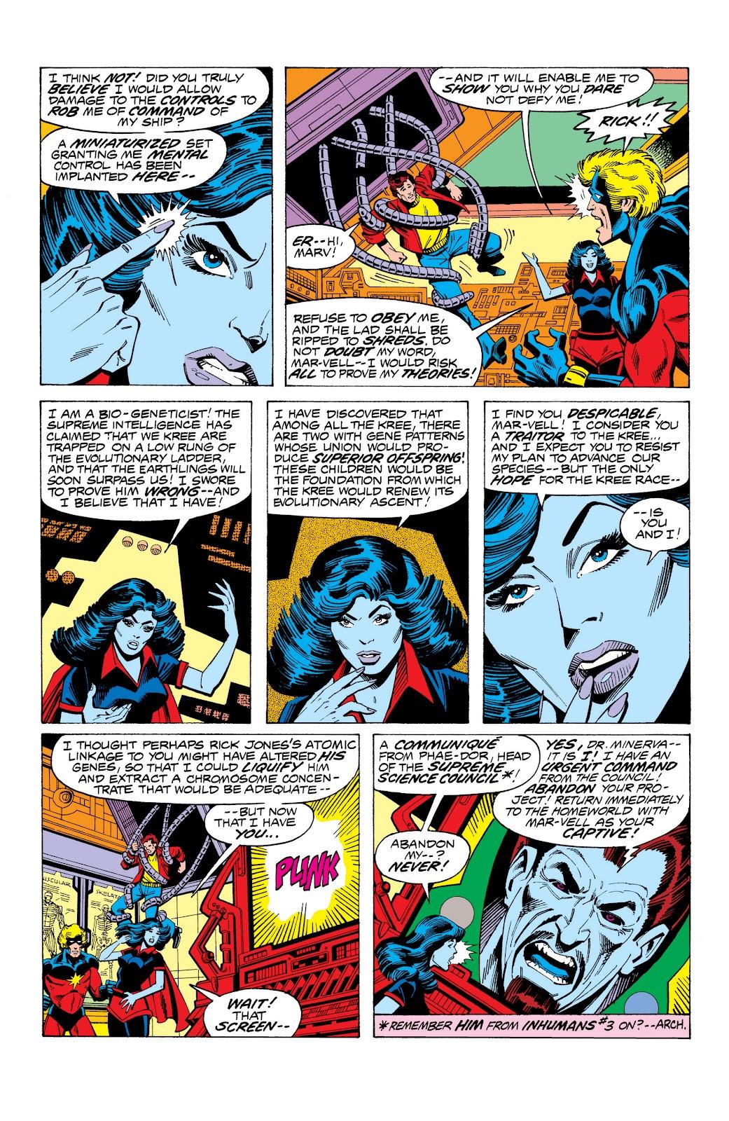 Read online Marvel Masterworks: The Inhumans comic -  Issue # TPB 2 (Part 3) - 18