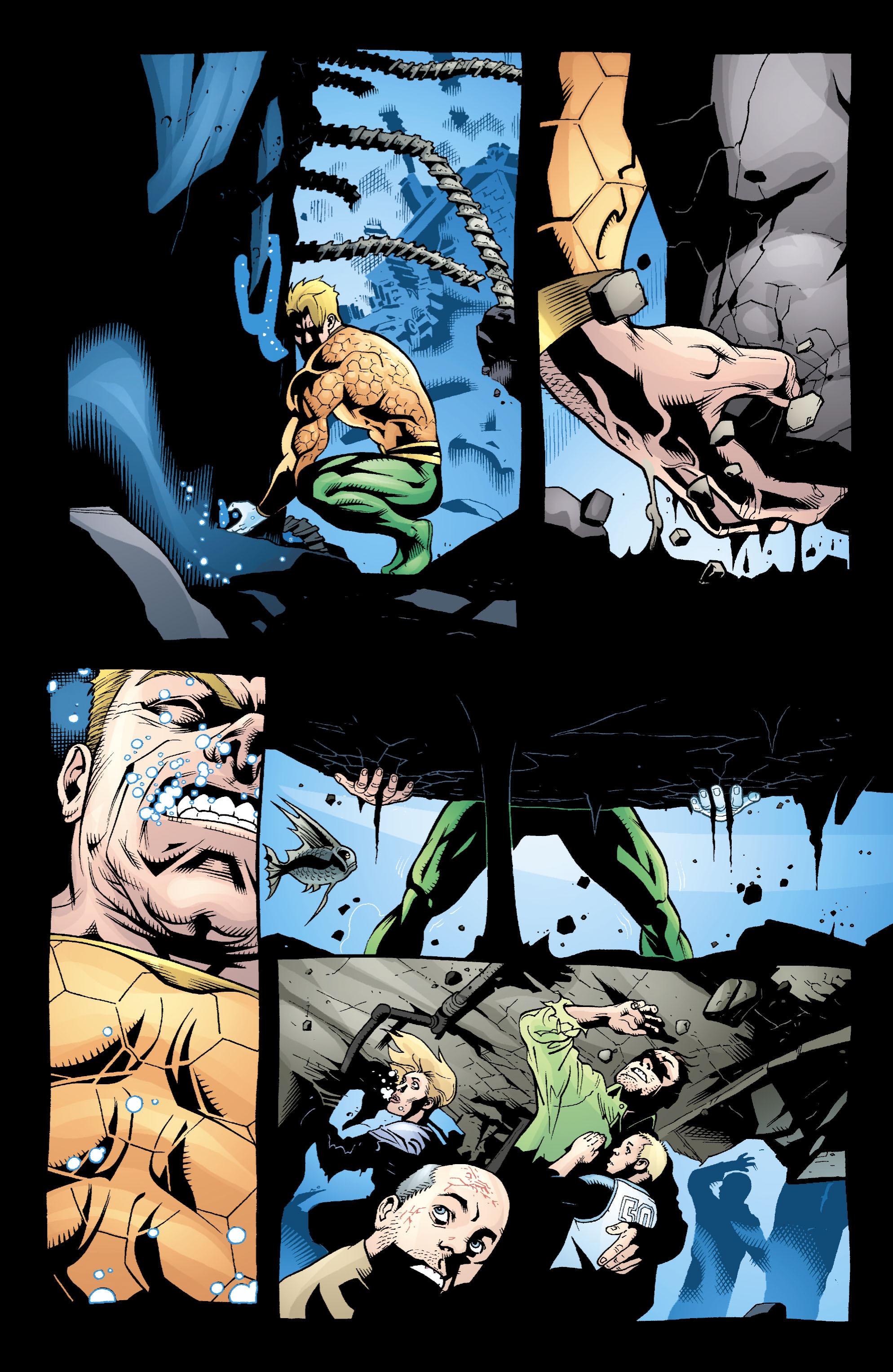 Read online Aquaman (2003) comic -  Issue #17 - 4