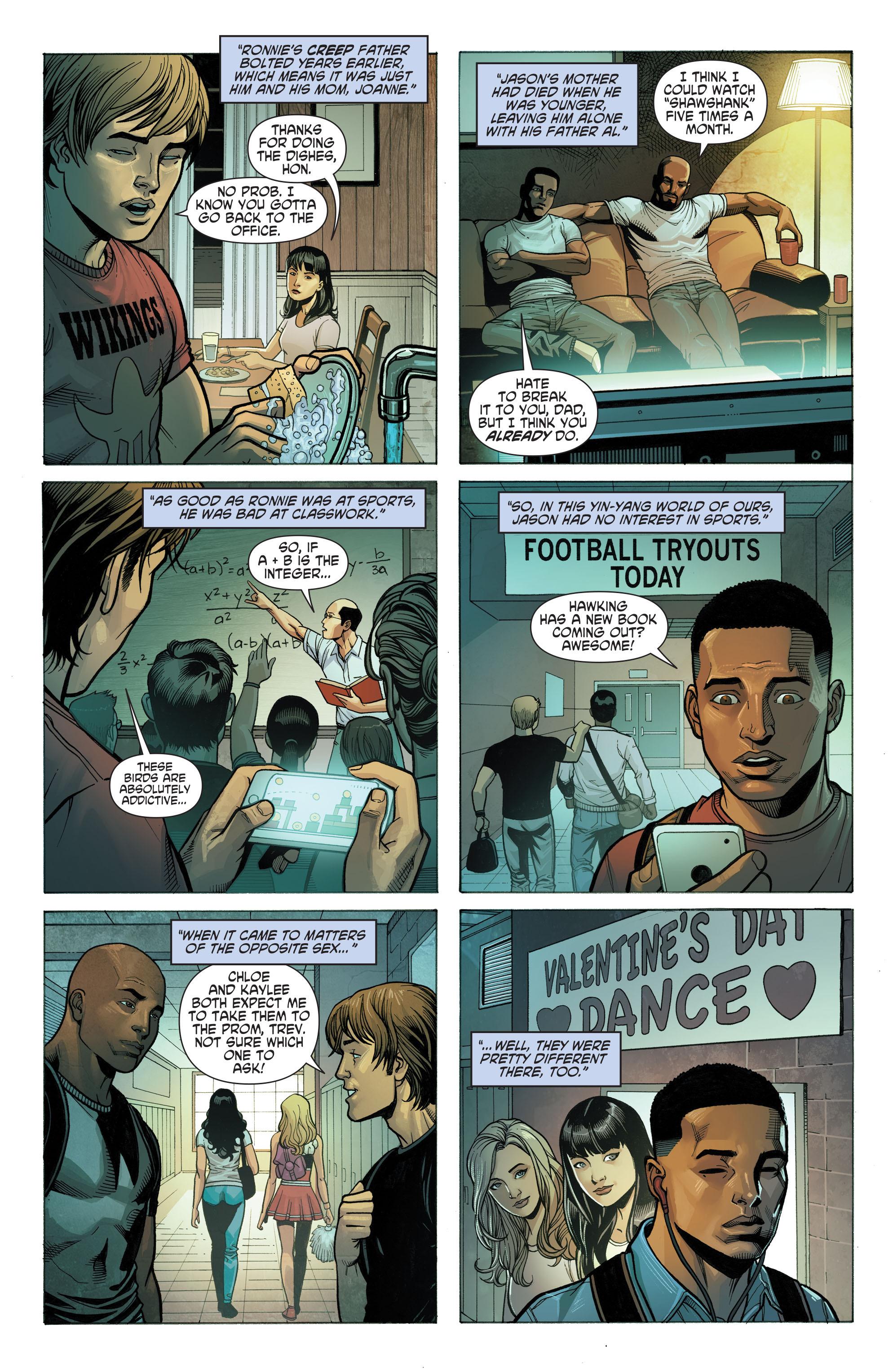 Read online Secret Origins (2014) comic -  Issue #10 - 15
