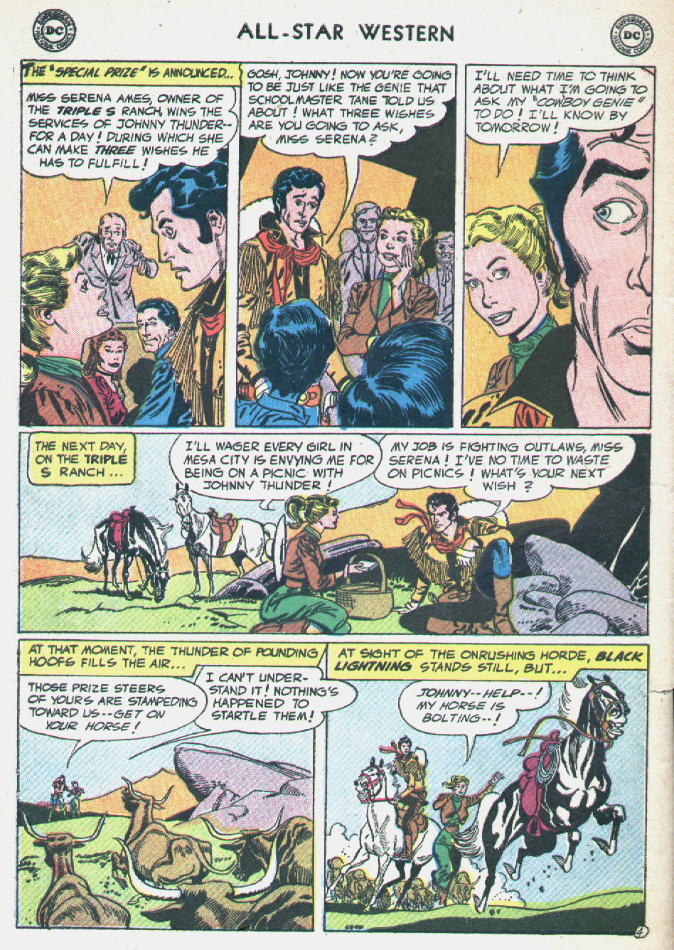 Read online All-Star Western (1951) comic -  Issue #90 - 30