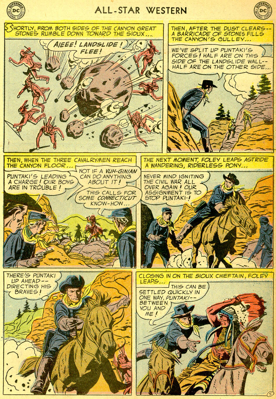 All-Star Western (1951) issue 81 - Page 23