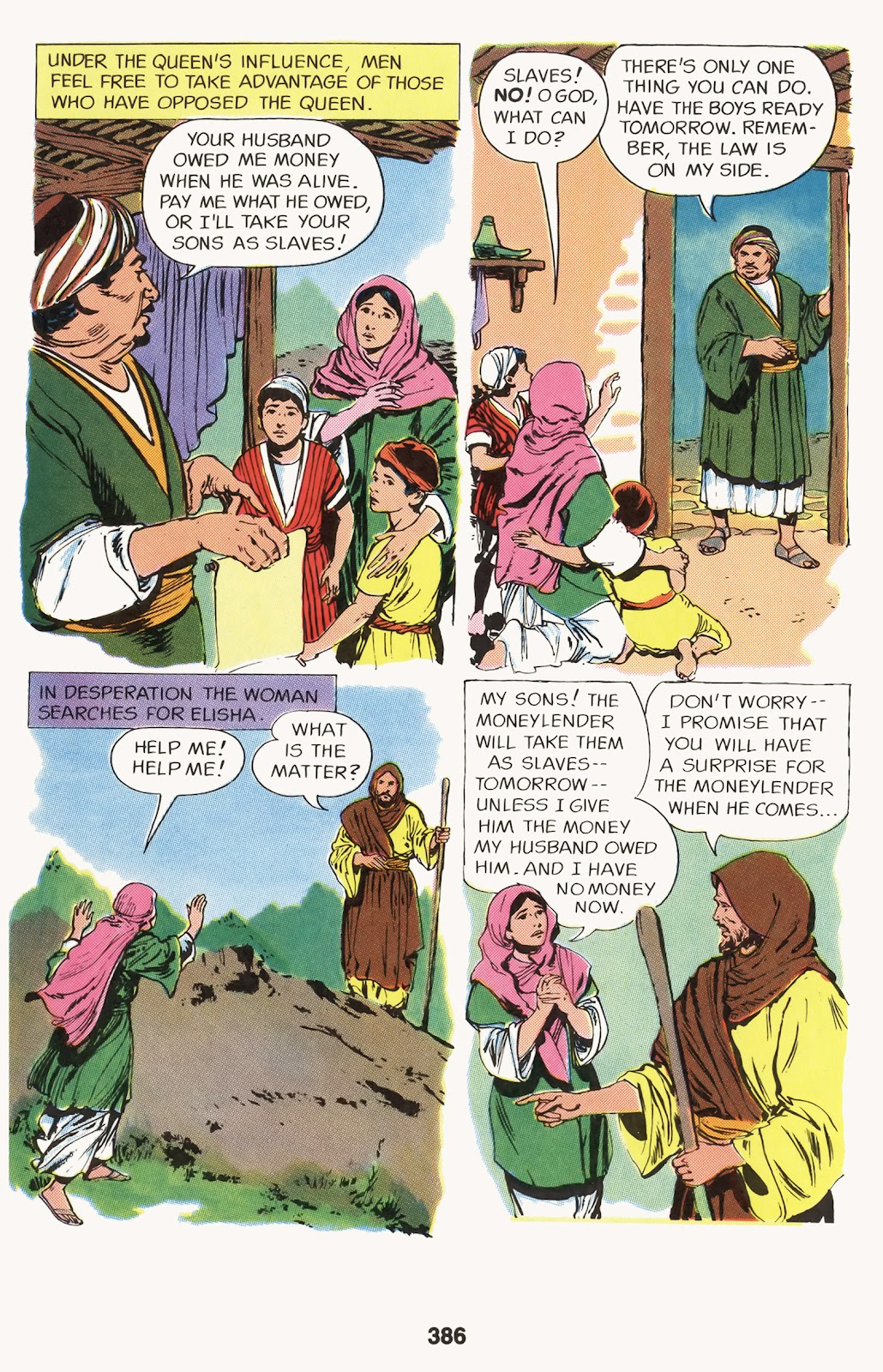 The Picture Bible issue TPB (Part 4) - Page 89
