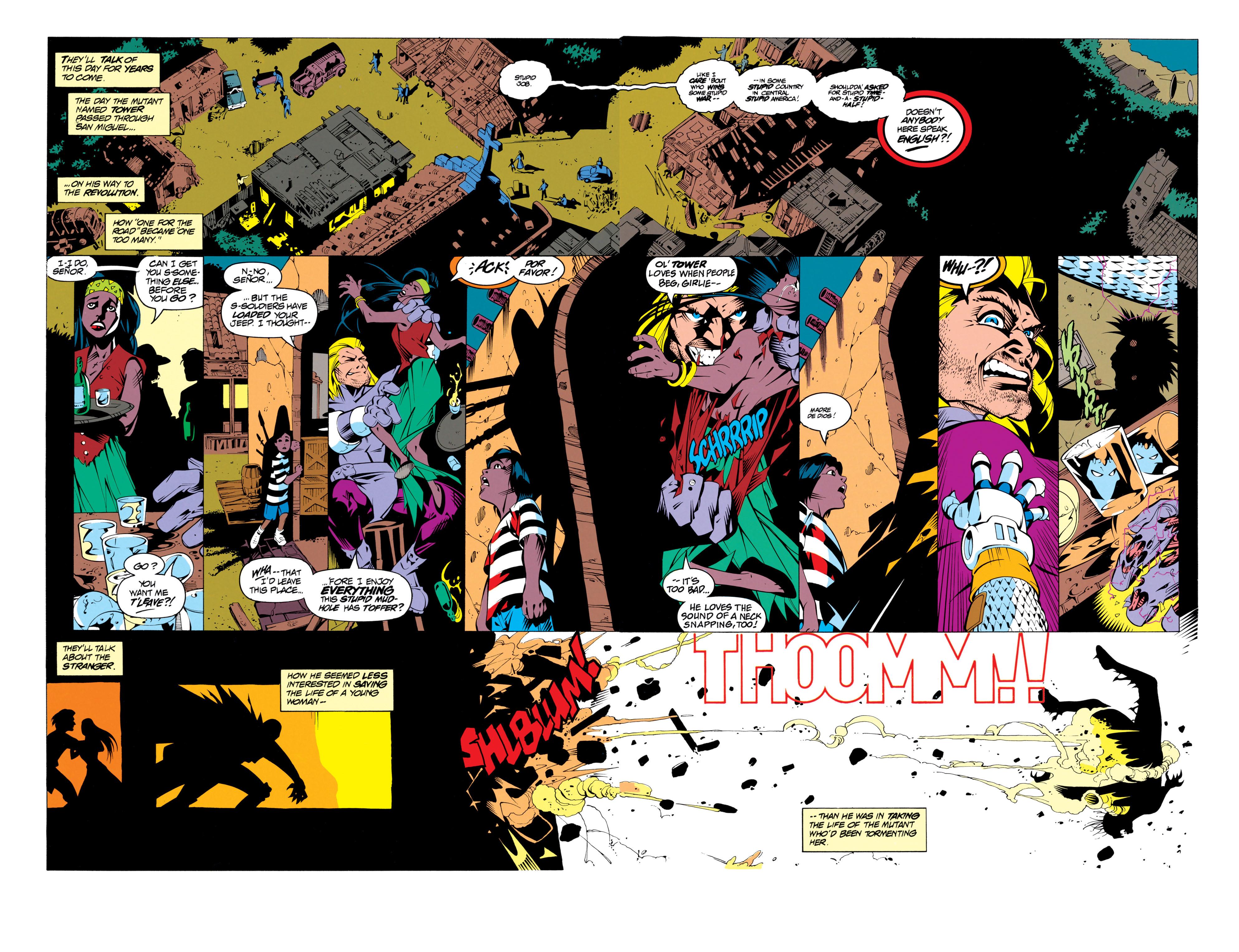 Read online Uncanny X-Men (1963) comic -  Issue # _Annual 17 - 3