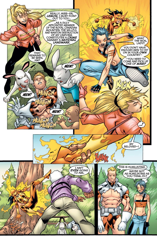 Read online Alpha Flight (2004) comic -  Issue #9 - 7