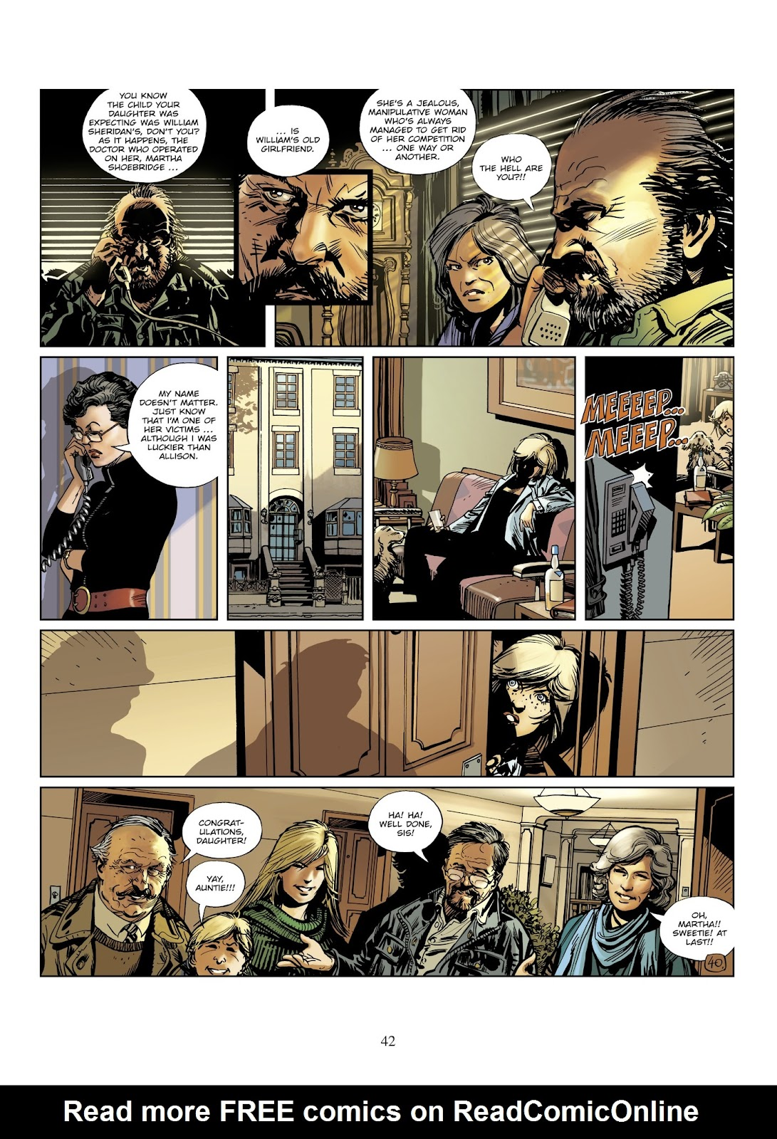 XIII Mystery issue 8 - Page 44