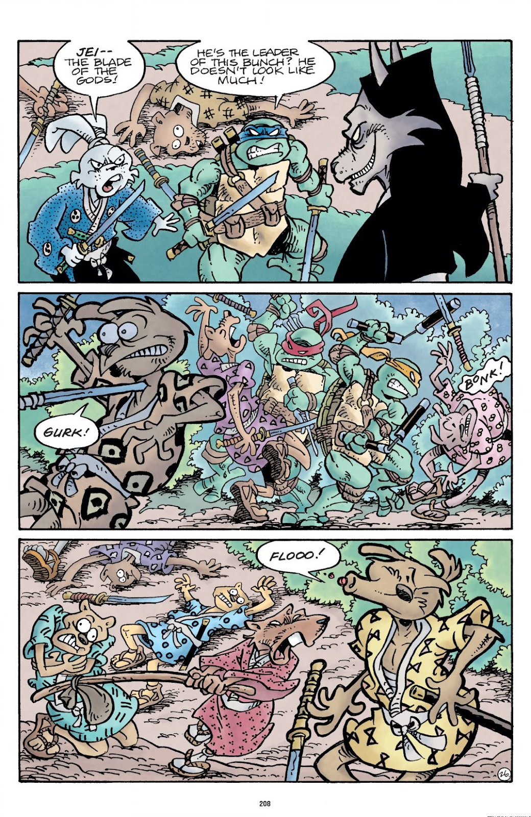 Read online Teenage Mutant Ninja Turtles: The IDW Collection comic -  Issue # TPB 9 (Part 3) - 7