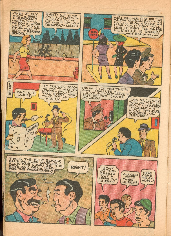 Read online Shadow Comics comic -  Issue #11 - 20