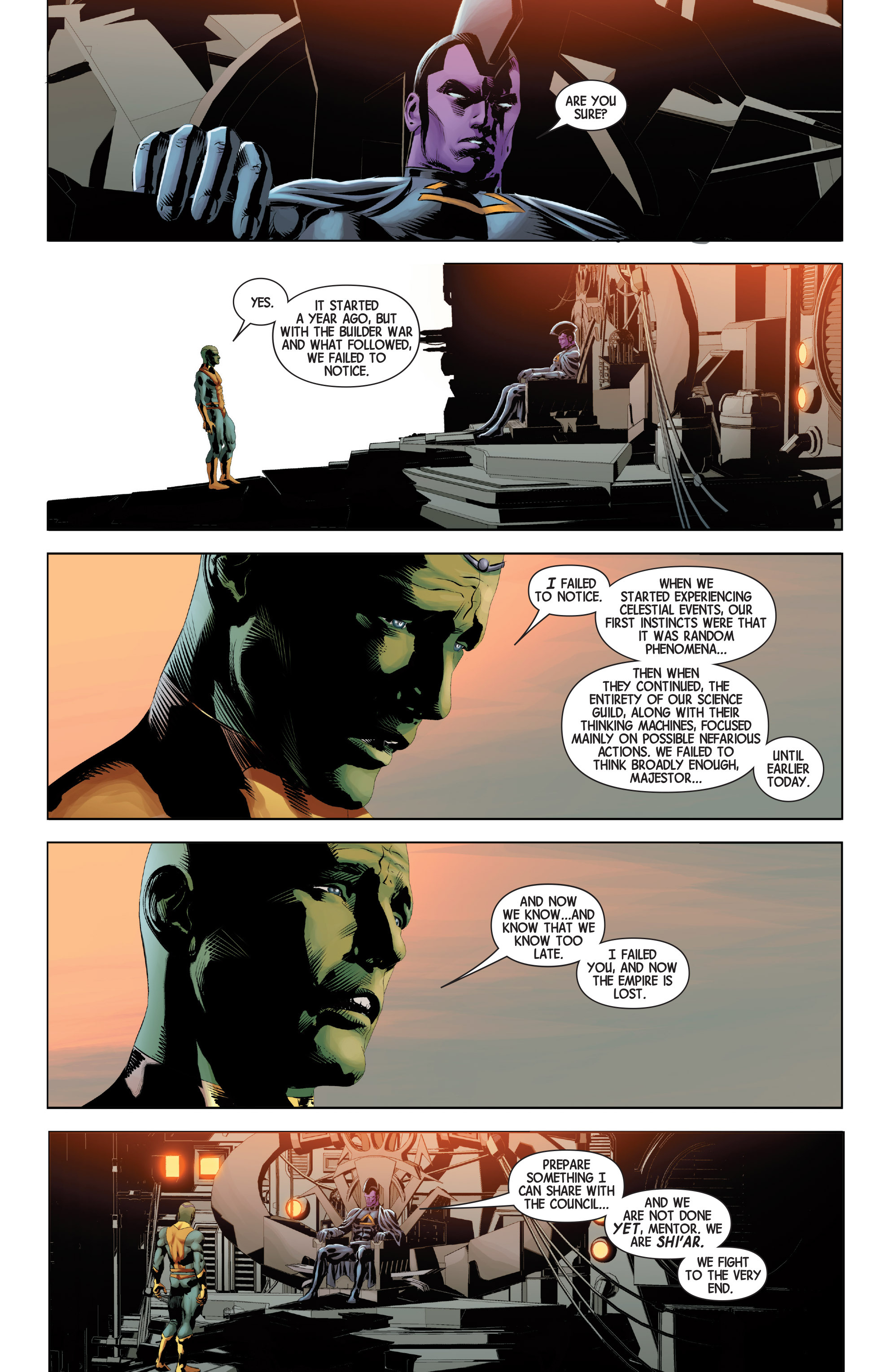 Read online Avengers (2013) comic -  Issue #41 - 12