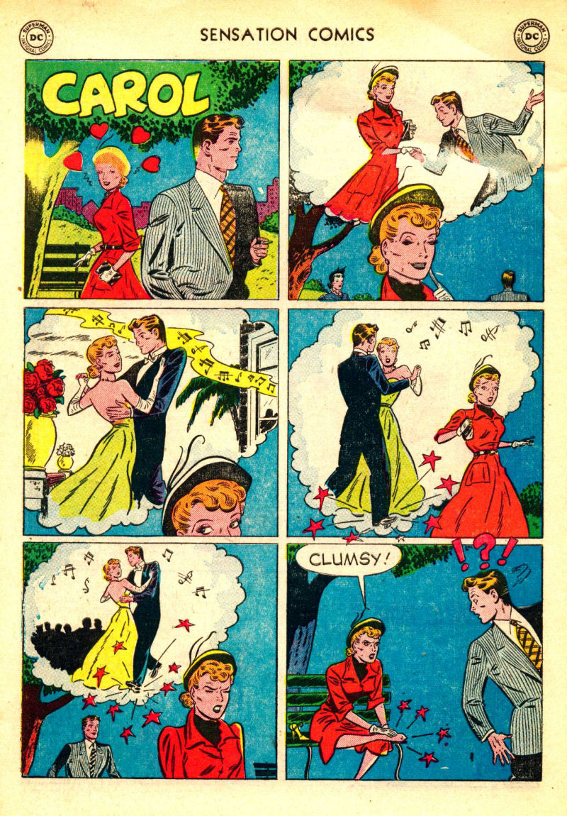 Read online Sensation (Mystery) Comics comic -  Issue #106 - 34