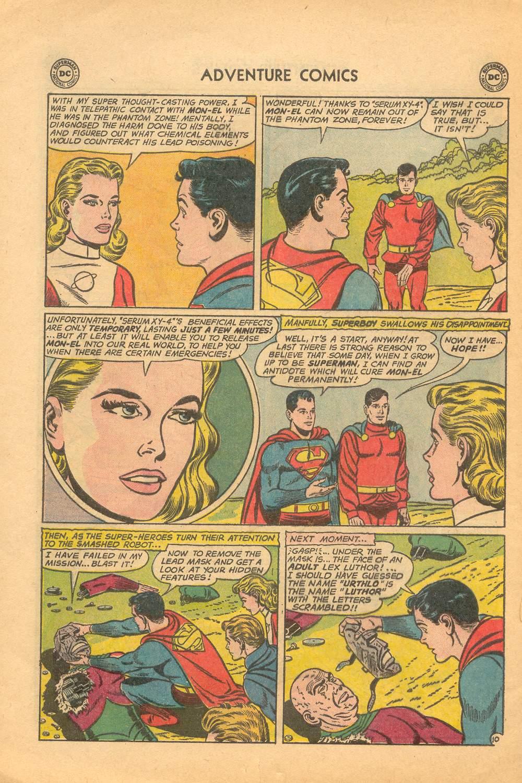 Read online Adventure Comics (1938) comic -  Issue #497 - 72