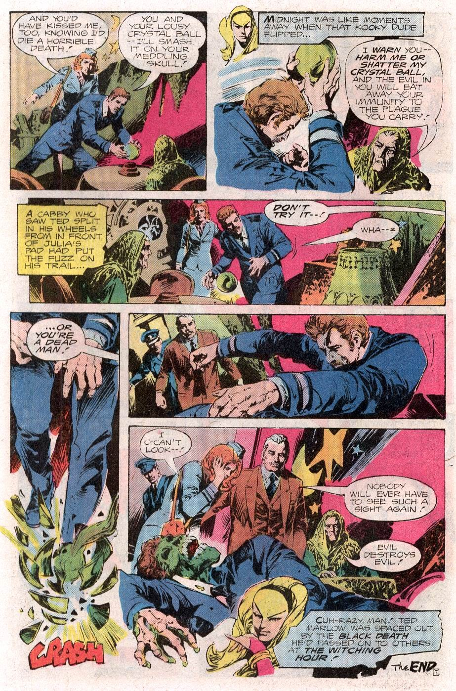 The Witching Hour (1969) issue 72 - Page 9
