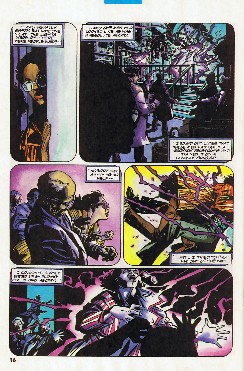 Read online Shadow Cabinet comic -  Issue #13 - 12