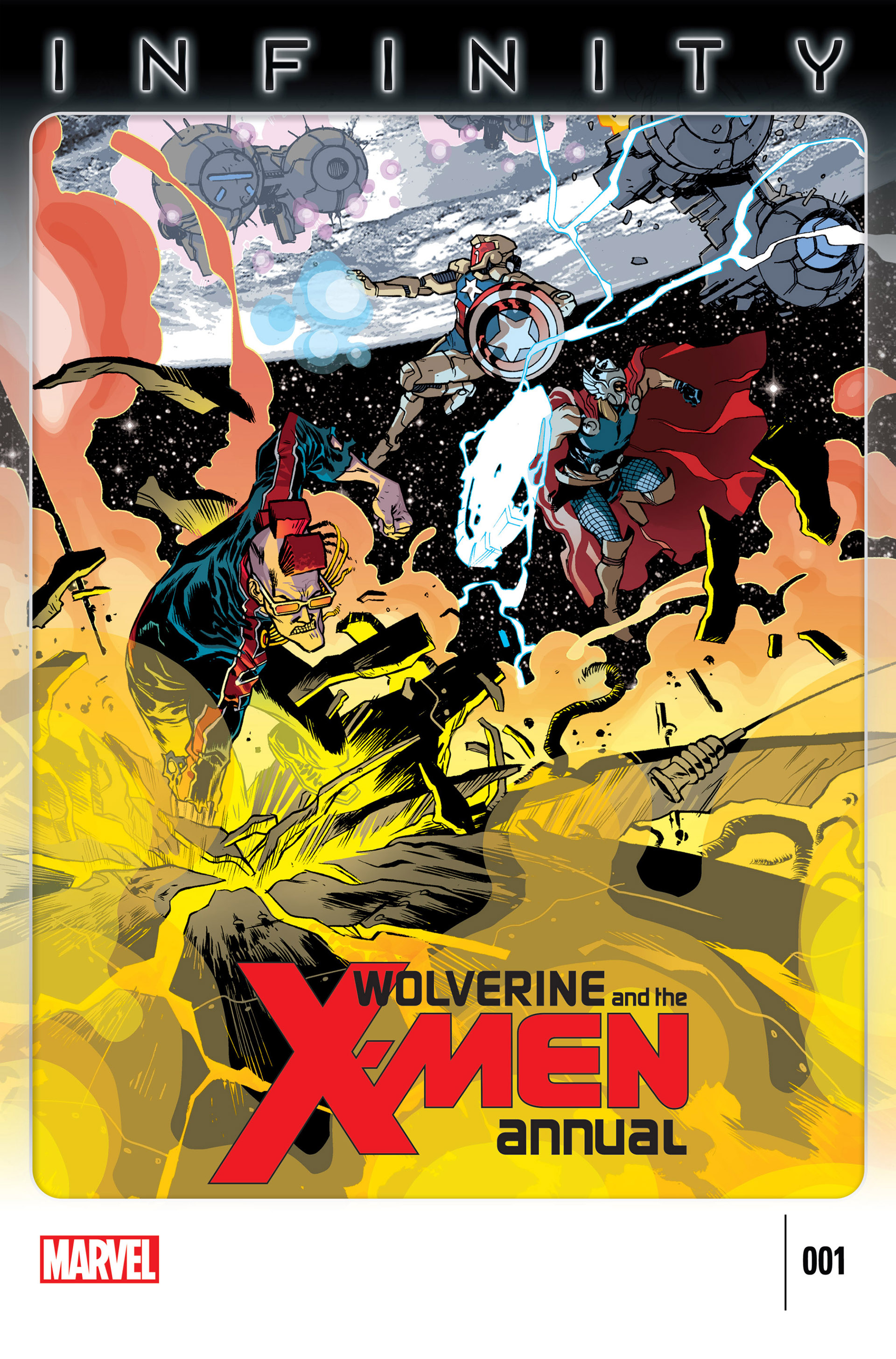 Wolverine & The X-Men _Annual_1 Page 1
