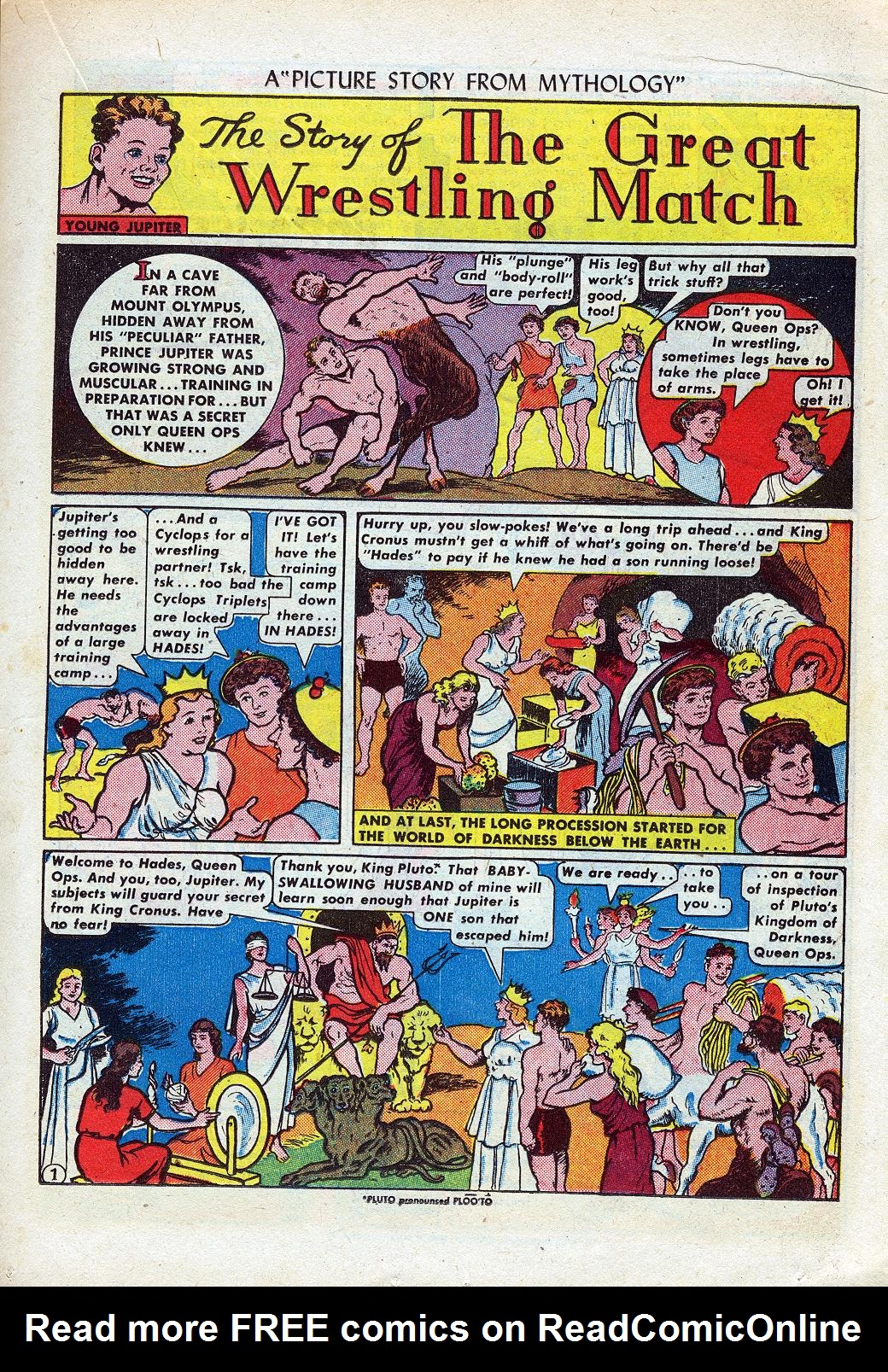 Read online Sensation (Mystery) Comics comic -  Issue #46 - 23