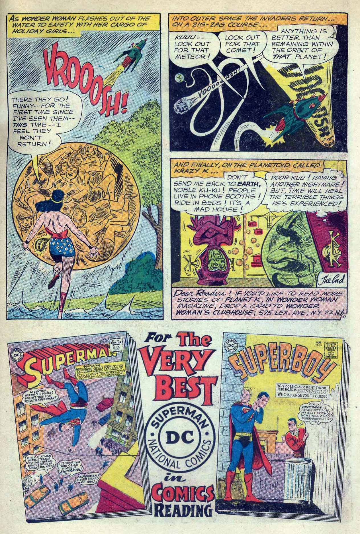 Read online Wonder Woman (1942) comic -  Issue #127 - 15