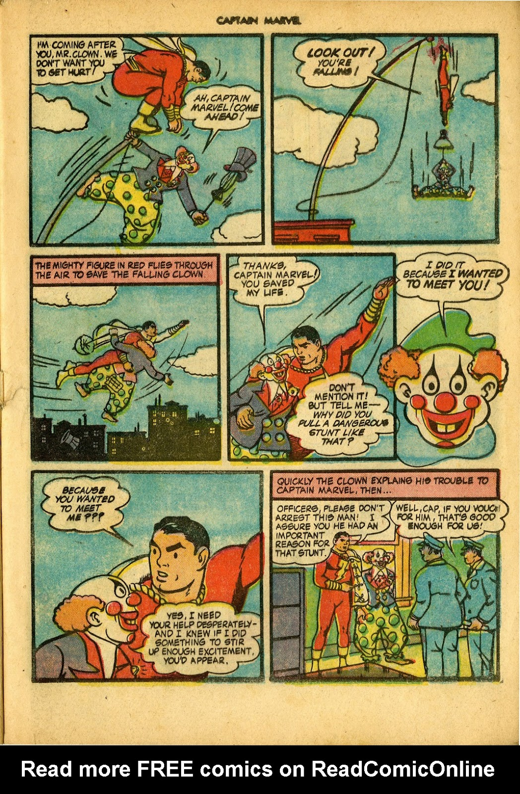 Captain Marvel Adventures issue 34 - Page 5