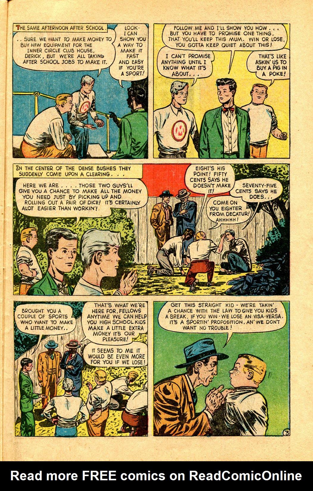 Read online Shadow Comics comic -  Issue #97 - 39
