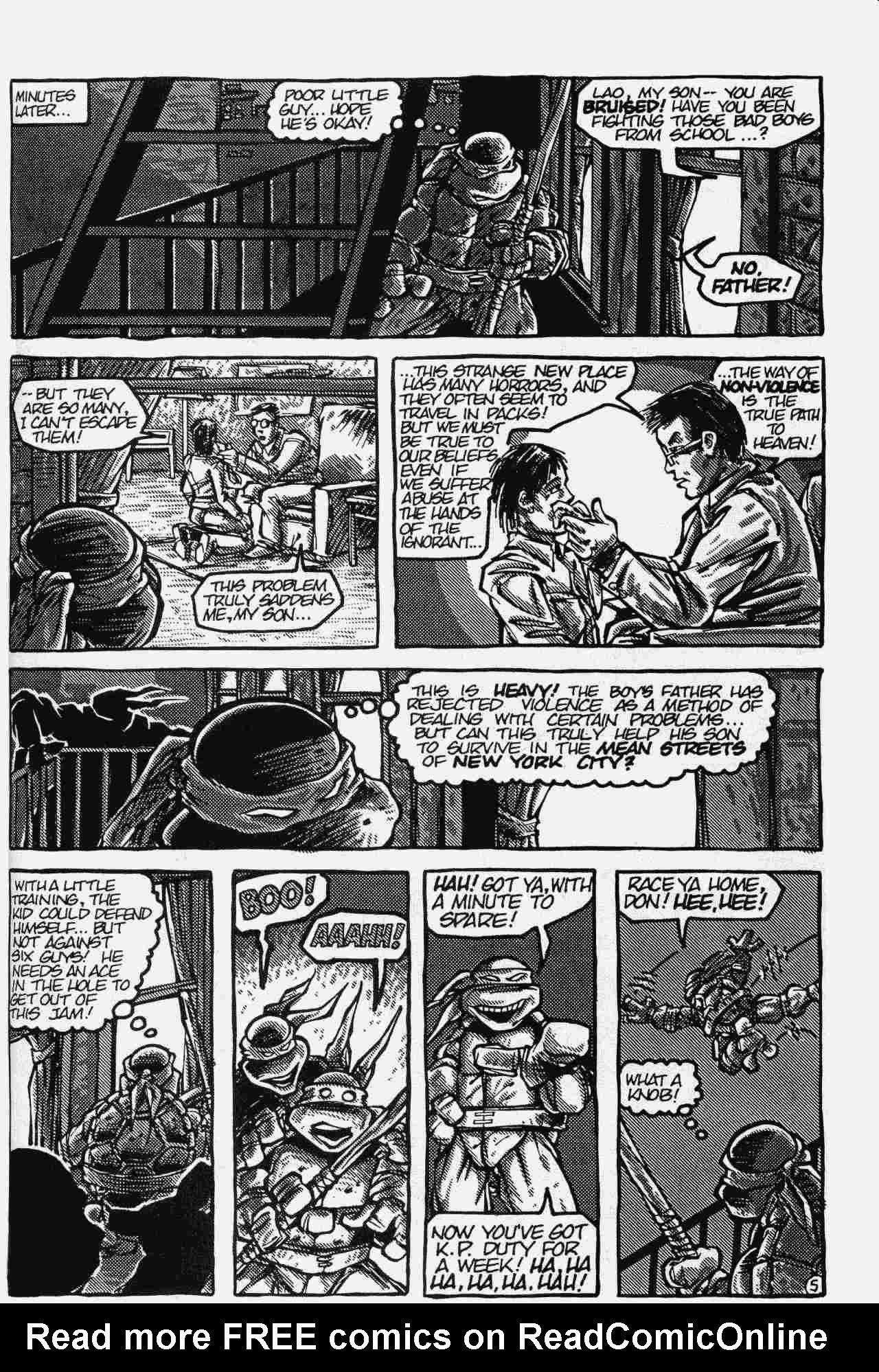 Read online Shell Shock comic -  Issue # Full - 37
